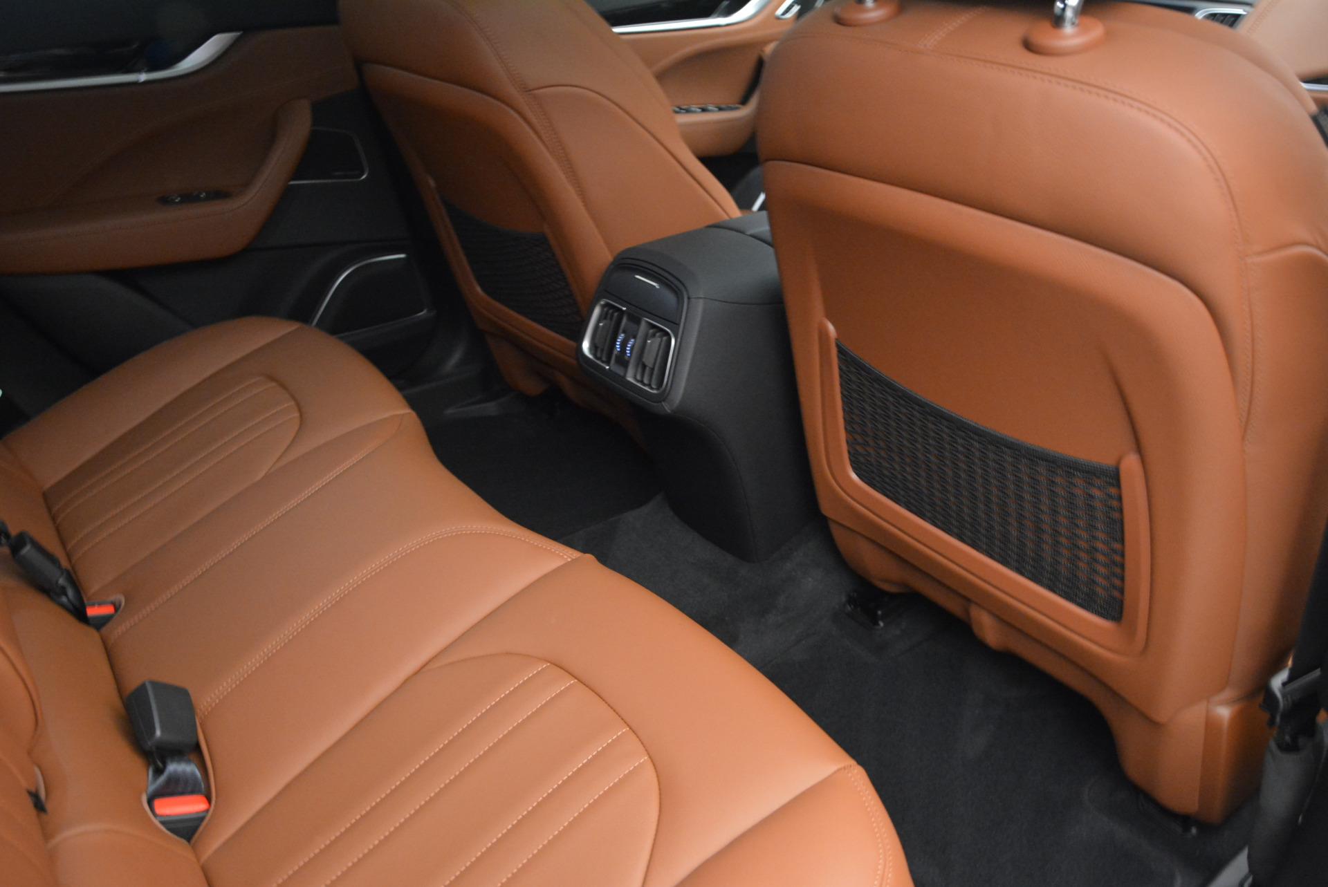 New 2017 Maserati Levante  For Sale In Greenwich, CT. Alfa Romeo of Greenwich, M1750 765_p24