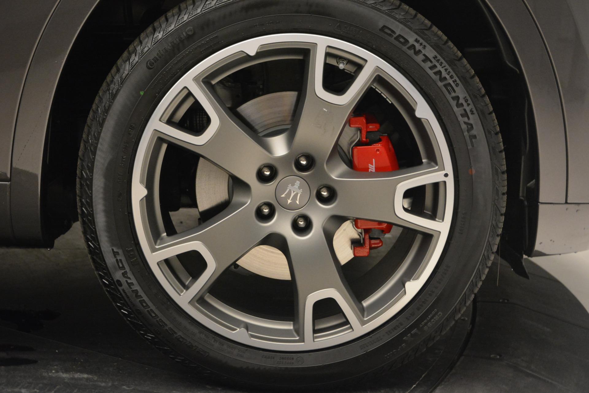New 2017 Maserati Levante  For Sale In Greenwich, CT. Alfa Romeo of Greenwich, M1750 765_p27