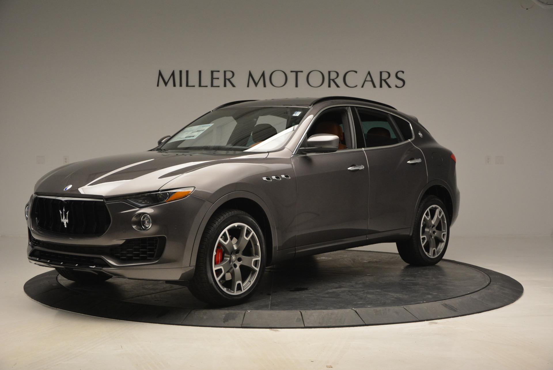 New 2017 Maserati Levante  For Sale In Greenwich, CT. Alfa Romeo of Greenwich, M1750 765_p2