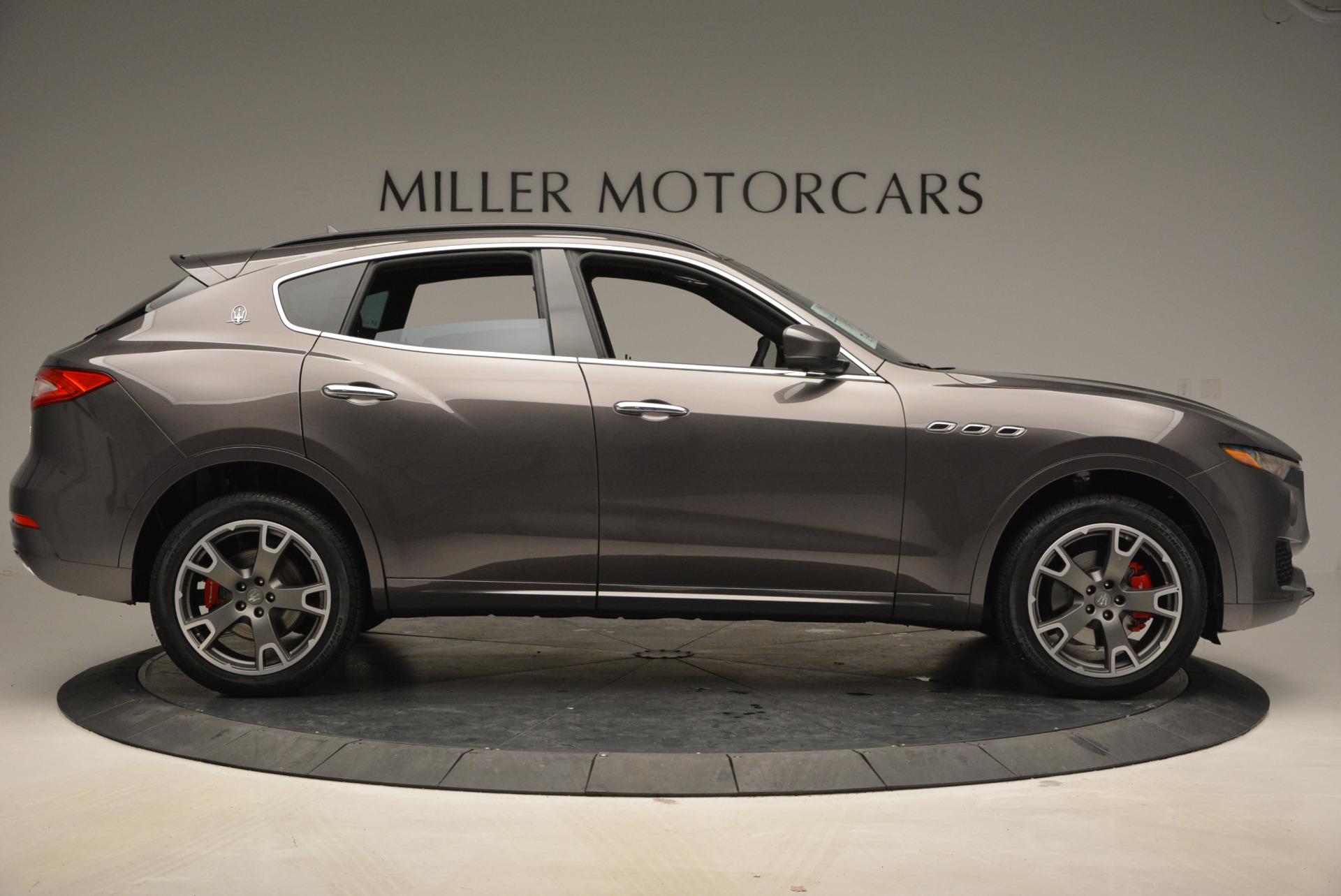 New 2017 Maserati Levante  For Sale In Greenwich, CT. Alfa Romeo of Greenwich, M1750 765_p9