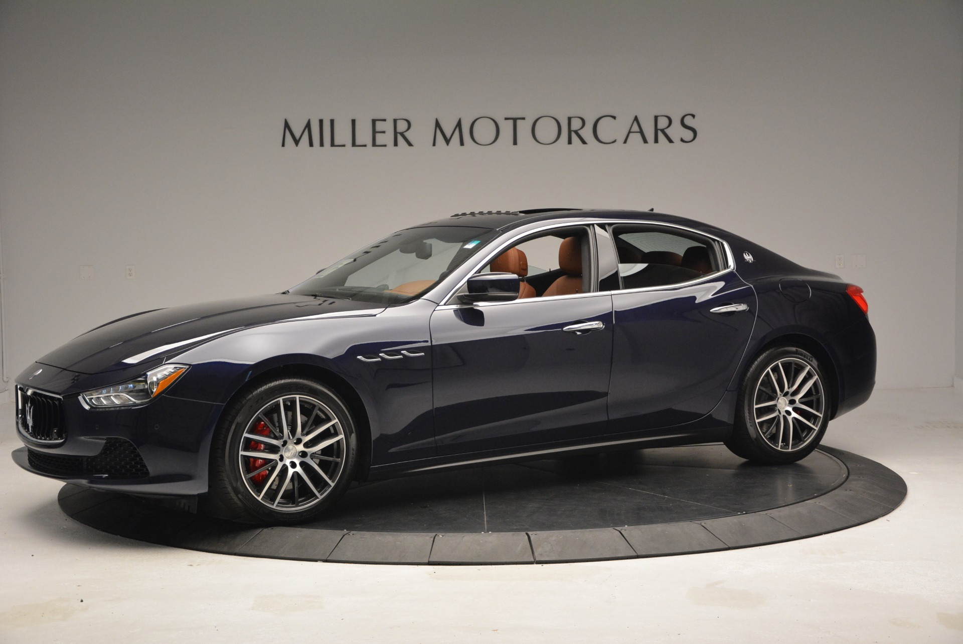 New 2017 Maserati Ghibli S Q4 For Sale In Greenwich, CT. Alfa Romeo of Greenwich, M1749 766_p2