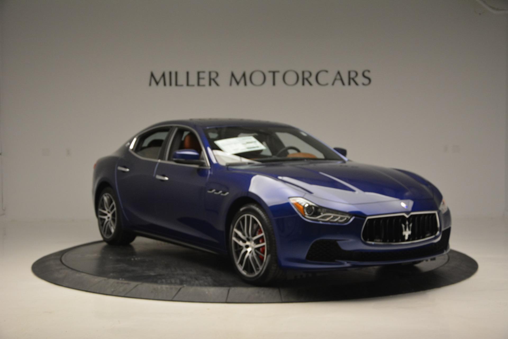 New 2017 Maserati Ghibli S Q4 For Sale In Greenwich, CT. Alfa Romeo of Greenwich, M1748 767_p11