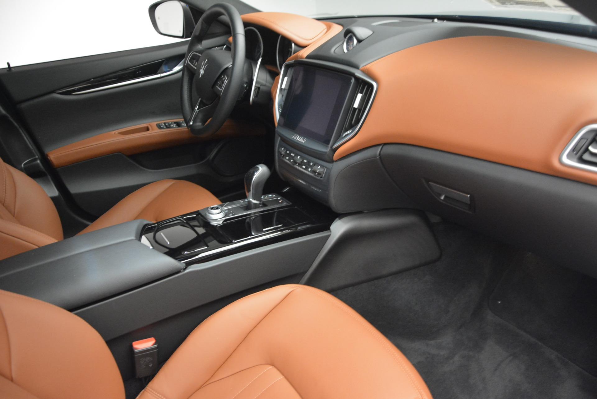 New 2017 Maserati Ghibli S Q4 For Sale In Greenwich, CT. Alfa Romeo of Greenwich, M1748 767_p21