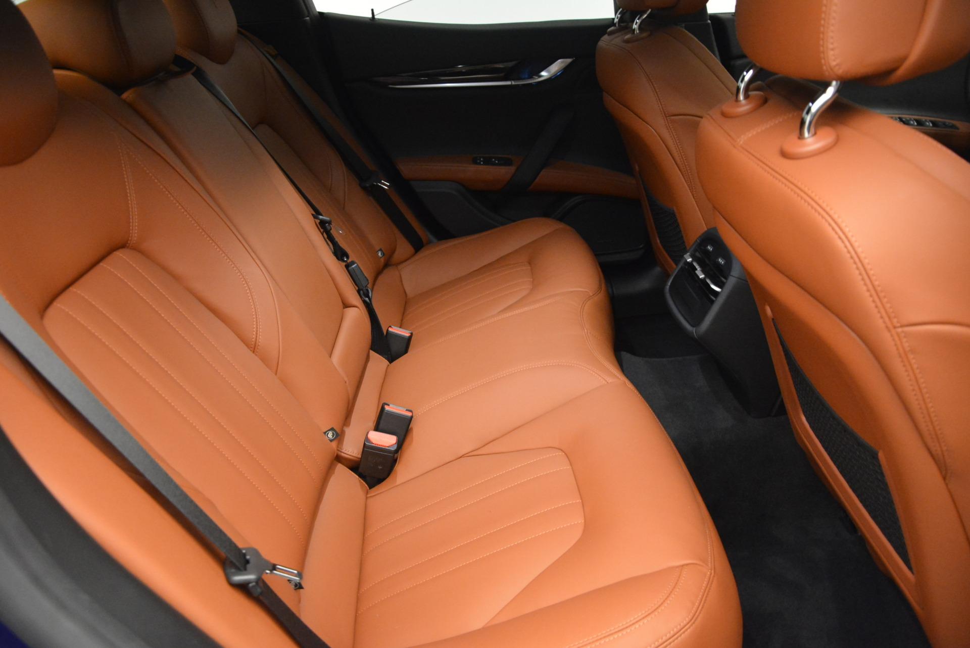 New 2017 Maserati Ghibli S Q4 For Sale In Greenwich, CT. Alfa Romeo of Greenwich, M1748 767_p25