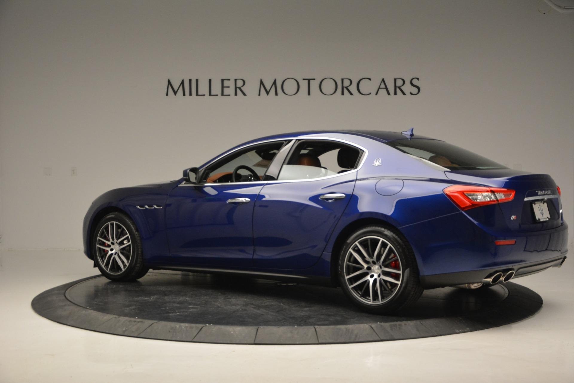 New 2017 Maserati Ghibli S Q4 For Sale In Greenwich, CT. Alfa Romeo of Greenwich, M1748 767_p4