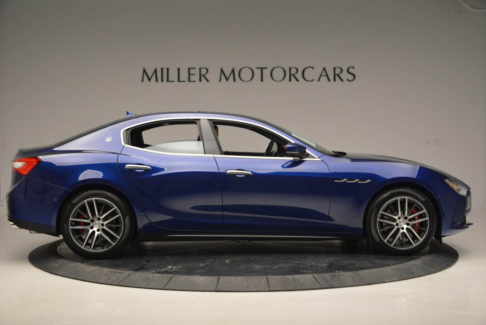 New 2017 Maserati Ghibli S Q4 For Sale In Greenwich, CT. Alfa Romeo of Greenwich, M1748 767_p9