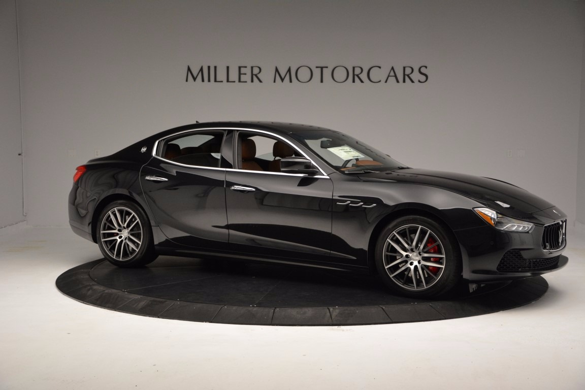 New 2017 Maserati Ghibli S Q4 For Sale In Greenwich, CT. Alfa Romeo of Greenwich, W374 769_p11