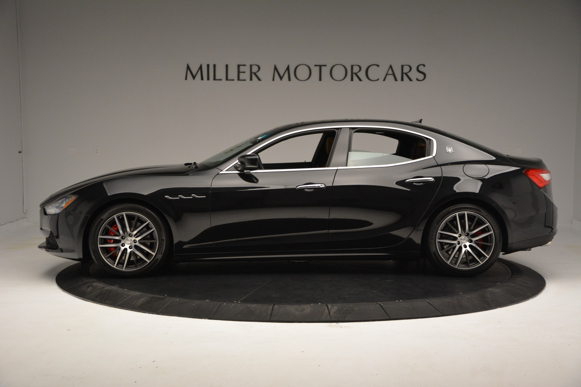 New 2017 Maserati Ghibli S Q4 For Sale In Greenwich, CT. Alfa Romeo of Greenwich, W374 769_p4