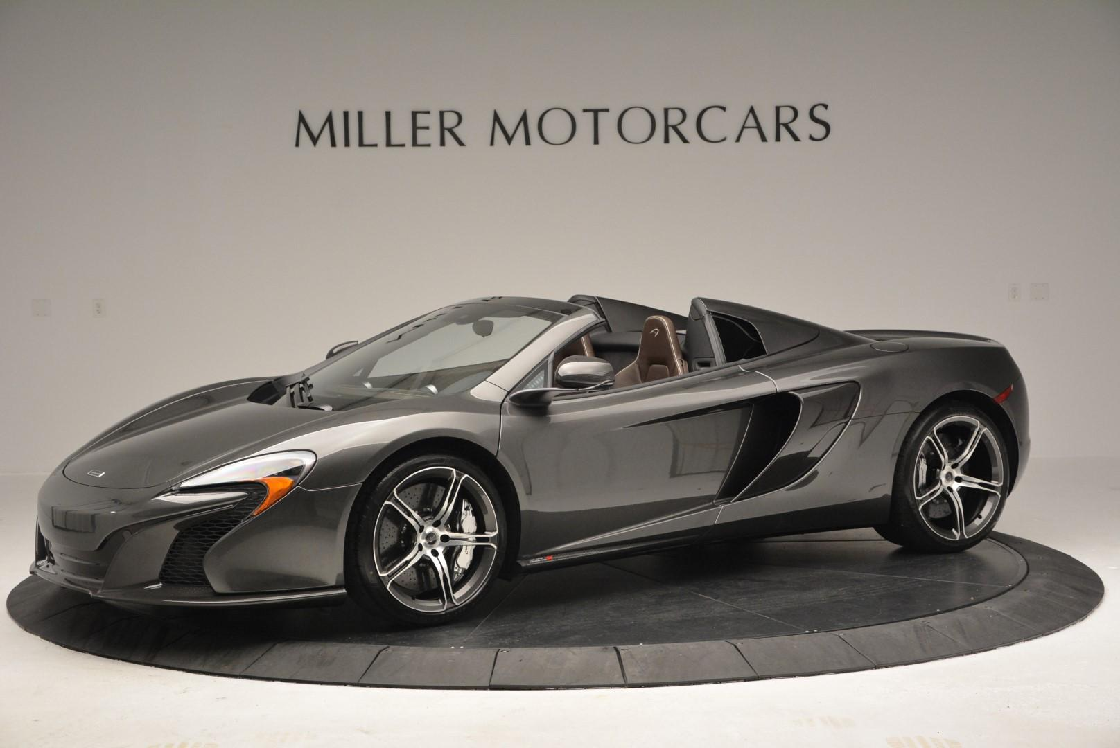 Used 2016 McLaren 650S Convertible For Sale In Greenwich, CT. Alfa Romeo of Greenwich, MC432A