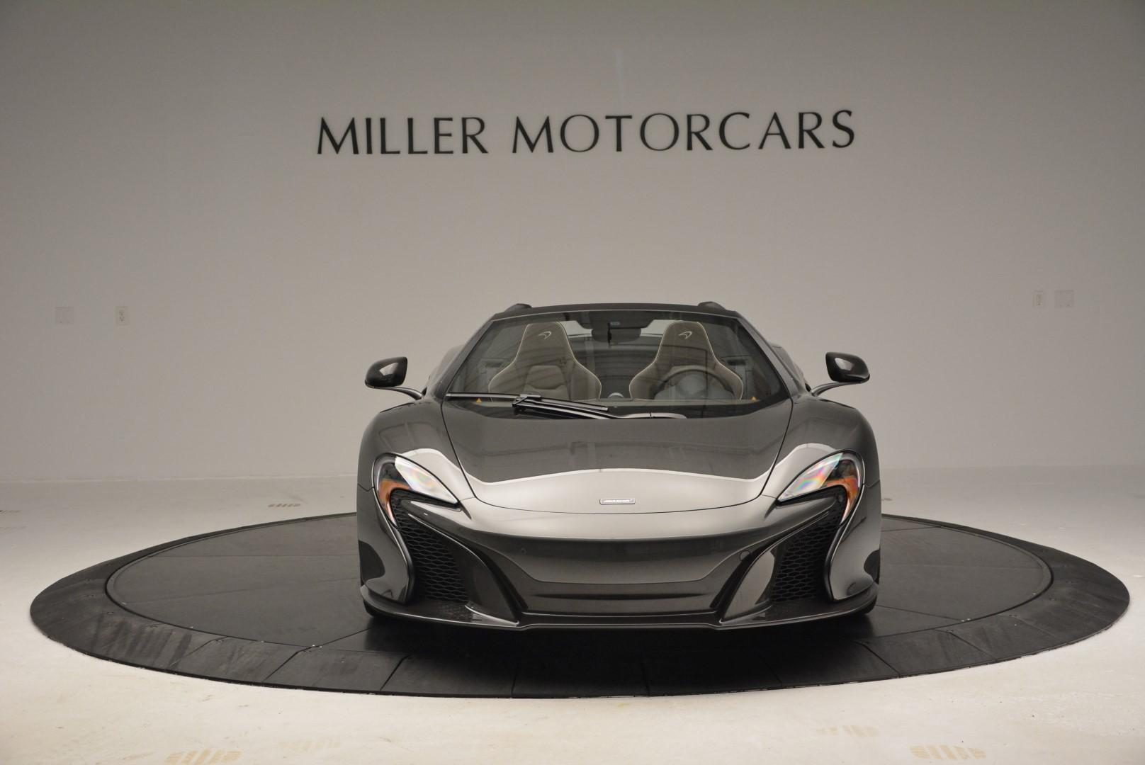 Used 2016 McLaren 650S Convertible For Sale In Greenwich, CT. Alfa Romeo of Greenwich, MC432A 77_p10