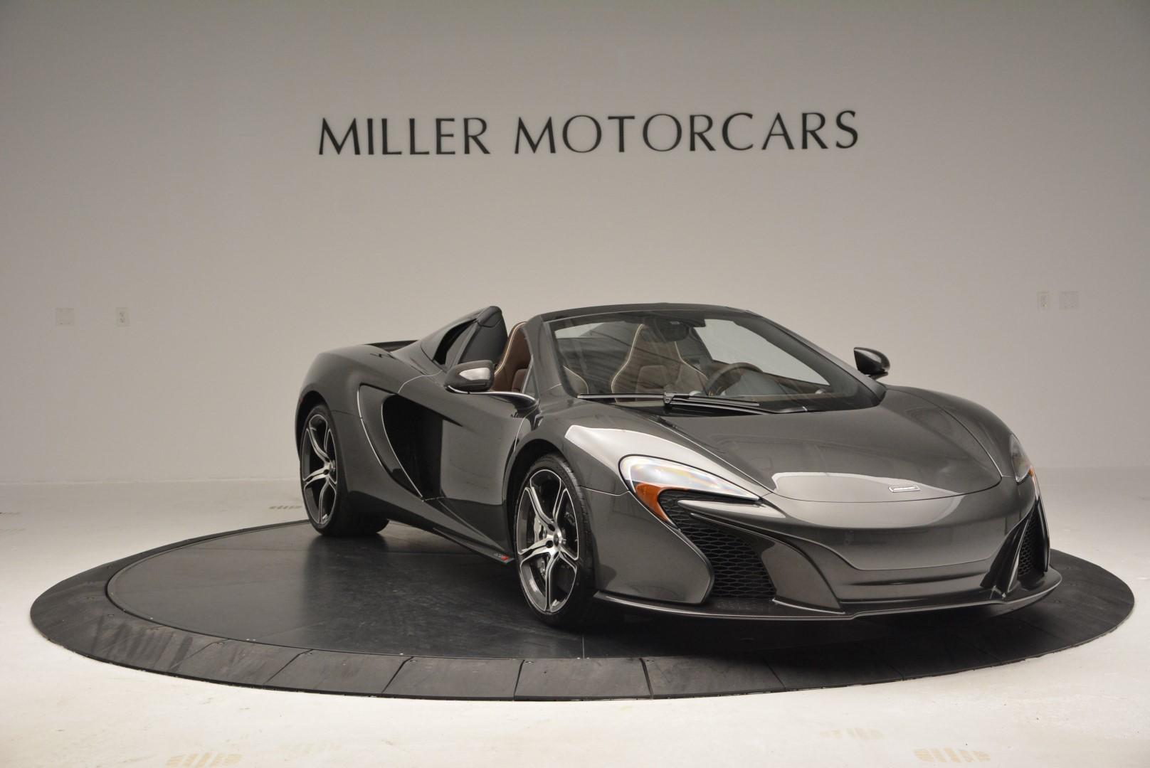 Used 2016 McLaren 650S Convertible For Sale In Greenwich, CT. Alfa Romeo of Greenwich, MC432A 77_p12