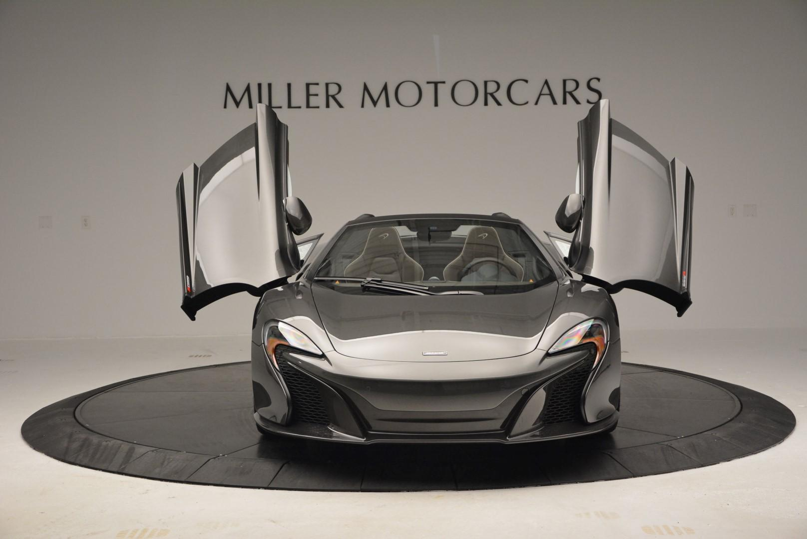 Used 2016 McLaren 650S Convertible For Sale In Greenwich, CT. Alfa Romeo of Greenwich, MC432A 77_p13