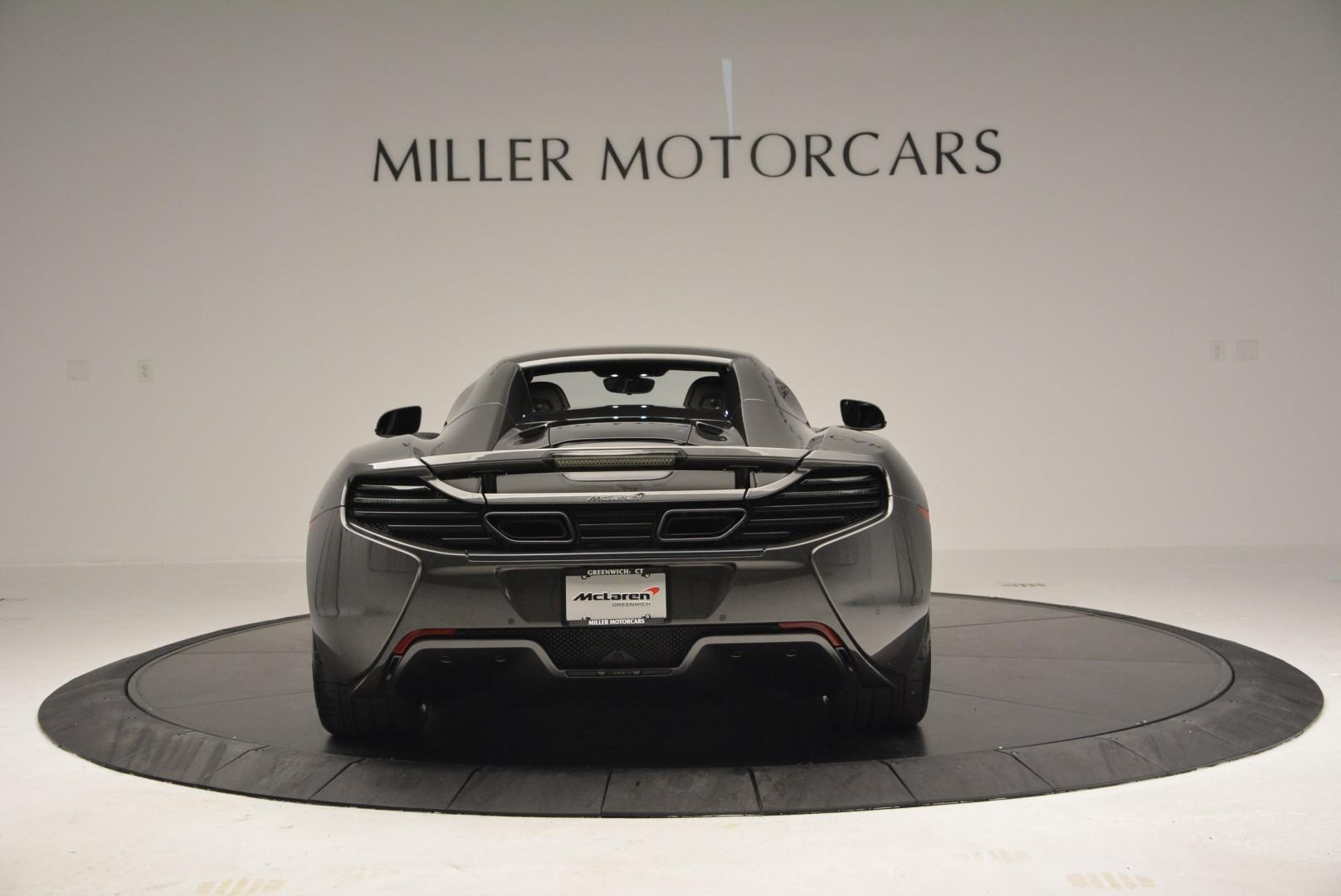 Used 2016 McLaren 650S Convertible For Sale In Greenwich, CT. Alfa Romeo of Greenwich, MC432A 77_p16