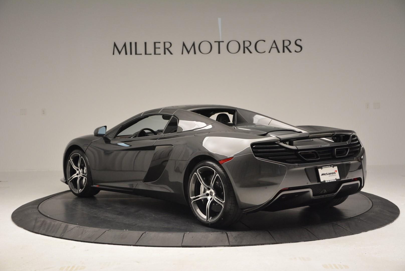 Used 2016 McLaren 650S Convertible For Sale In Greenwich, CT. Alfa Romeo of Greenwich, MC432A 77_p17