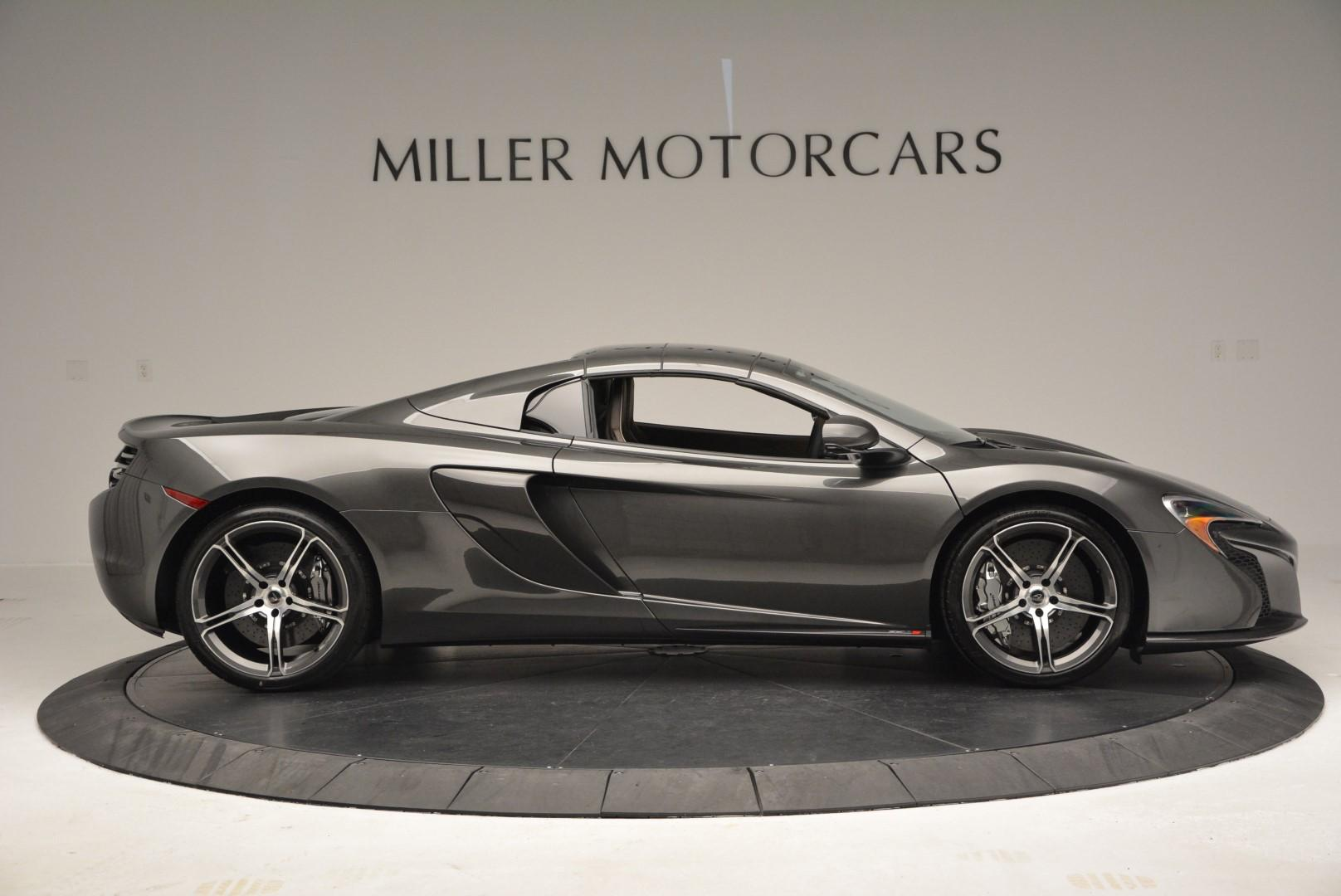 Used 2016 McLaren 650S Convertible For Sale In Greenwich, CT. Alfa Romeo of Greenwich, MC432A 77_p19