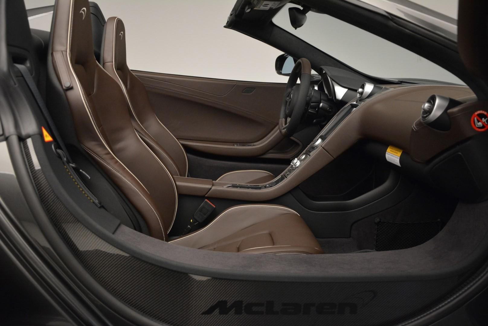 Used 2016 McLaren 650S Convertible For Sale In Greenwich, CT. Alfa Romeo of Greenwich, MC432A 77_p26