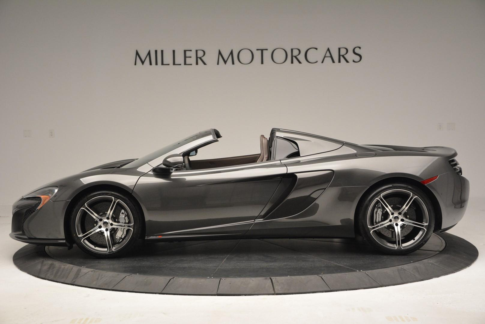 Used 2016 McLaren 650S Convertible For Sale In Greenwich, CT. Alfa Romeo of Greenwich, MC432A 77_p3