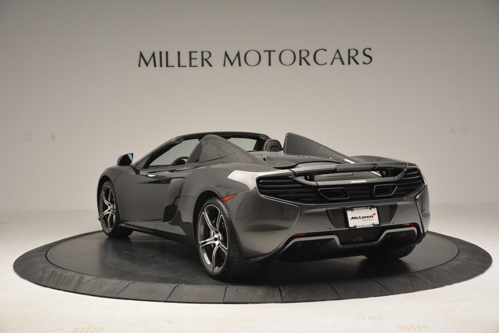 Used 2016 McLaren 650S Convertible For Sale In Greenwich, CT. Alfa Romeo of Greenwich, MC432A 77_p4