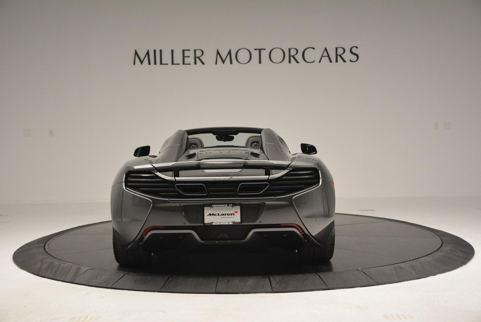 Used 2016 McLaren 650S Convertible For Sale In Greenwich, CT. Alfa Romeo of Greenwich, MC432A 77_p6