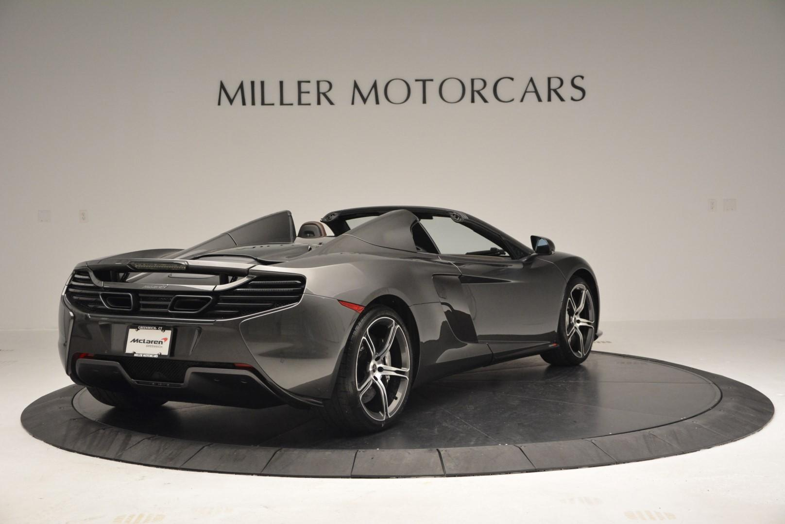 Used 2016 McLaren 650S Convertible For Sale In Greenwich, CT. Alfa Romeo of Greenwich, MC432A 77_p8