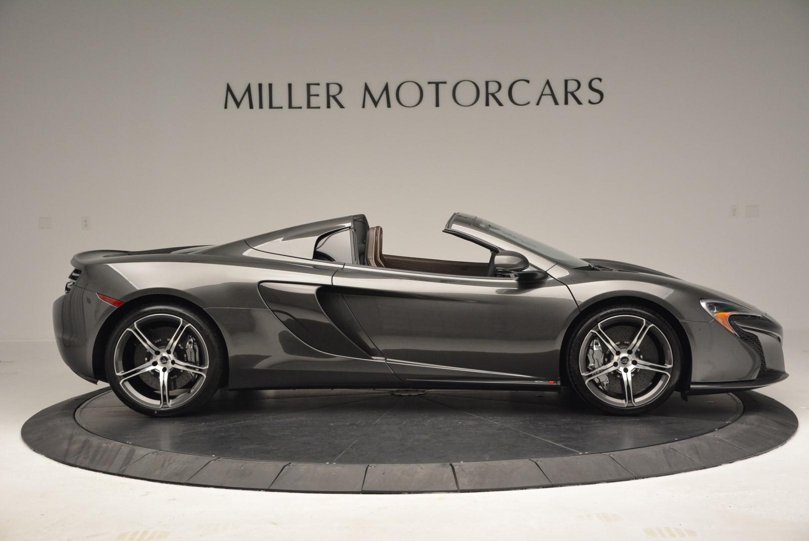 Used 2016 McLaren 650S Convertible For Sale In Greenwich, CT. Alfa Romeo of Greenwich, MC432A 77_p9