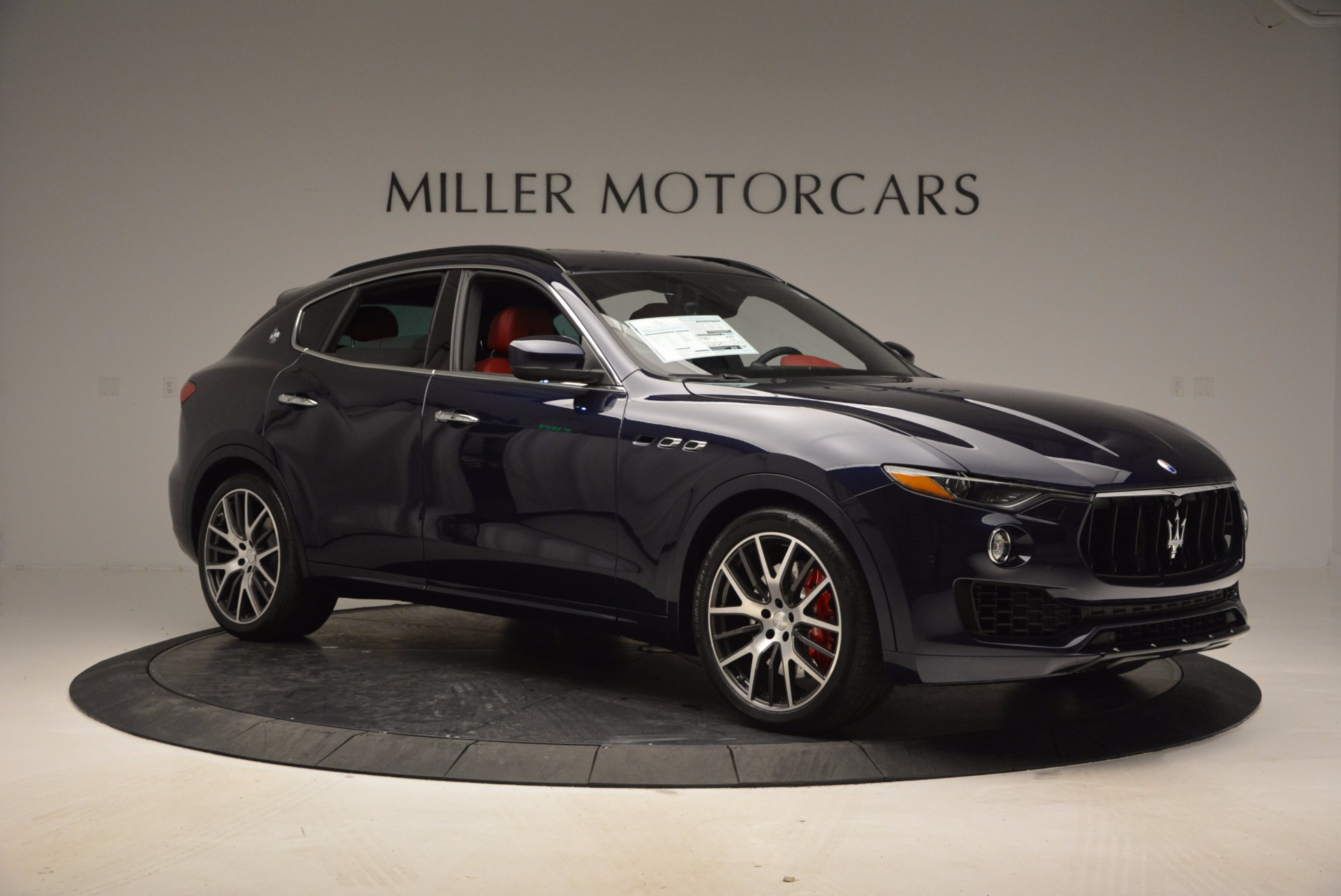 New 2017 Maserati Levante S Q4 For Sale In Greenwich, CT. Alfa Romeo of Greenwich, M1703 770_p10