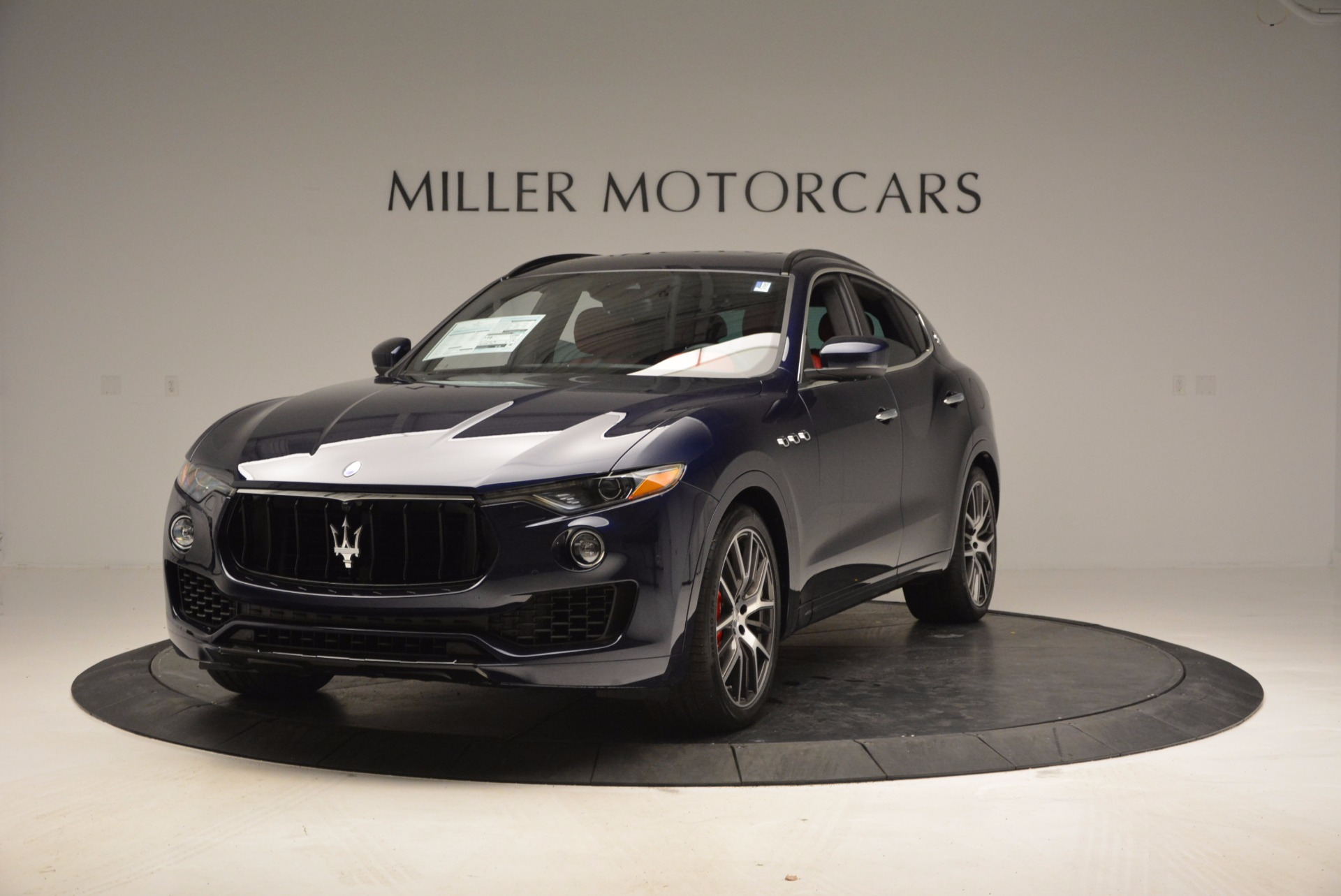 New 2017 Maserati Levante S Q4 For Sale In Greenwich, CT. Alfa Romeo of Greenwich, M1703 770_p2