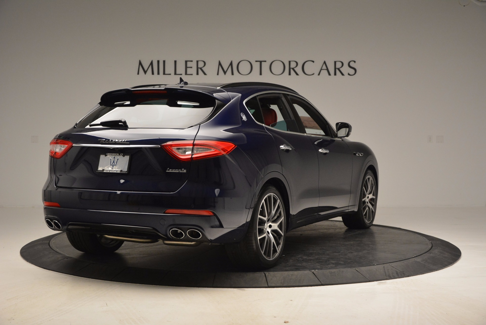 New 2017 Maserati Levante S Q4 For Sale In Greenwich, CT. Alfa Romeo of Greenwich, M1703 770_p7