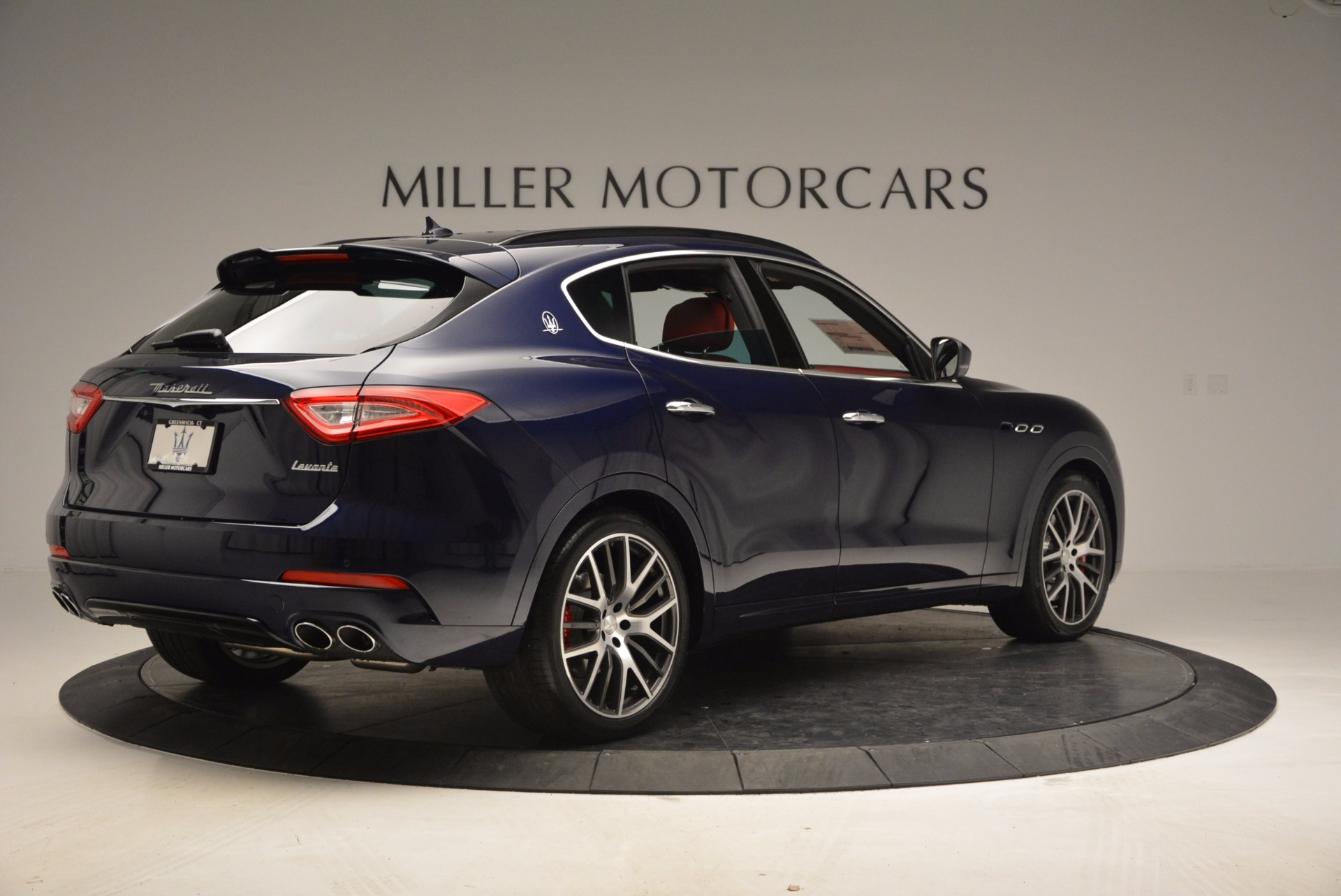 New 2017 Maserati Levante S Q4 For Sale In Greenwich, CT. Alfa Romeo of Greenwich, M1703 770_p8