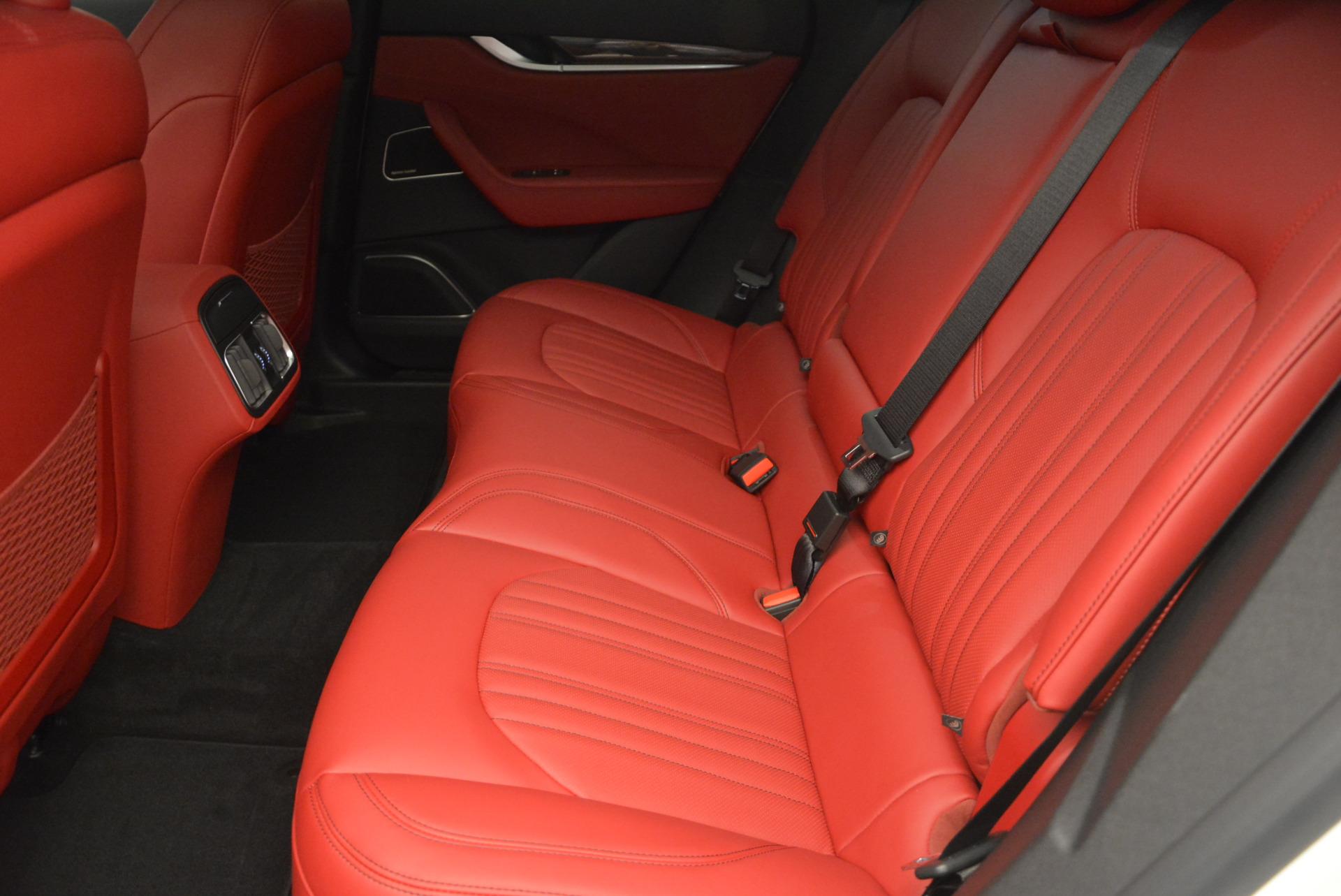 New 2017 Maserati Levante  For Sale In Greenwich, CT. Alfa Romeo of Greenwich, W372 772_p18