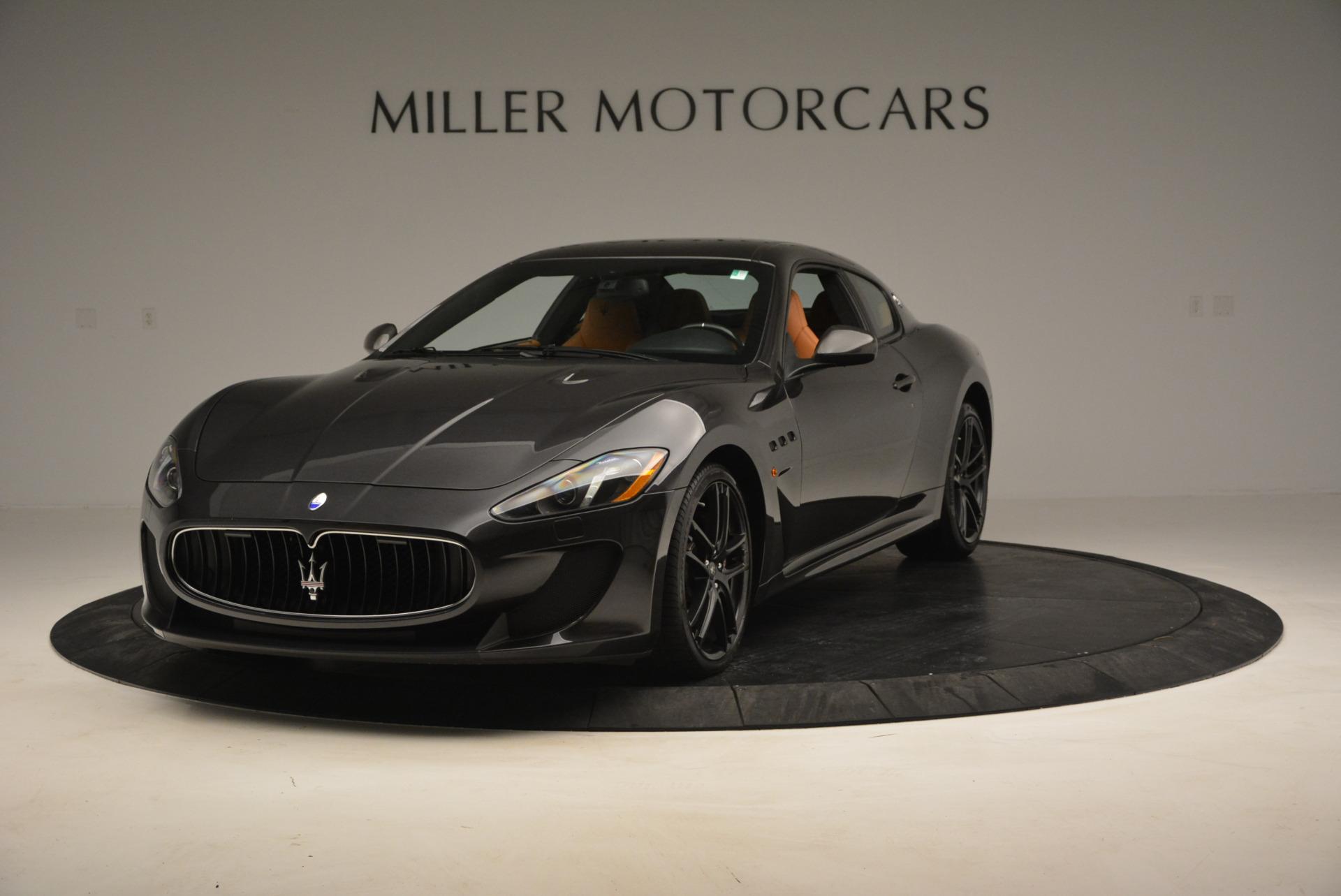 Used 2013 Maserati GranTurismo MC For Sale In Greenwich, CT. Alfa Romeo of Greenwich, 7127 773_main