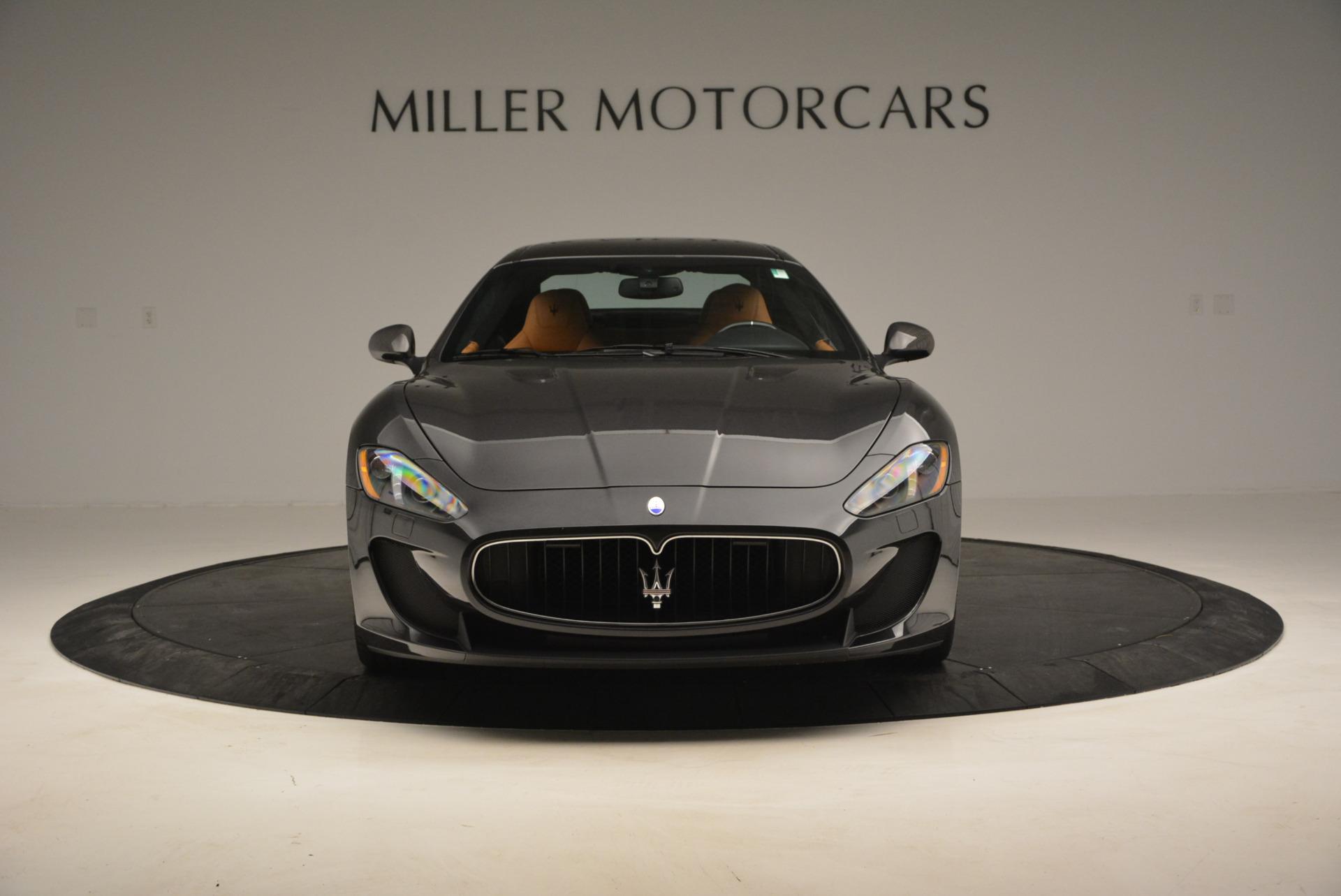 Used 2013 Maserati GranTurismo MC For Sale In Greenwich, CT. Alfa Romeo of Greenwich, 7127 773_p12