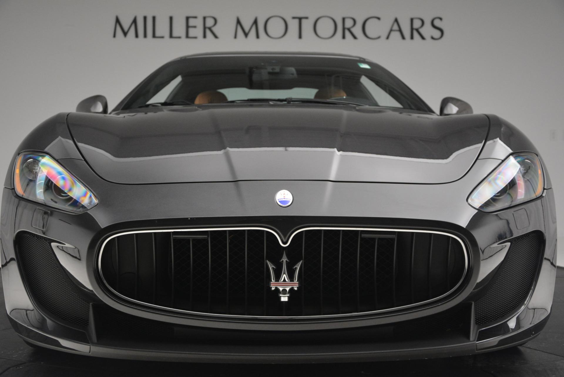 Used 2013 Maserati GranTurismo MC For Sale In Greenwich, CT. Alfa Romeo of Greenwich, 7127 773_p13
