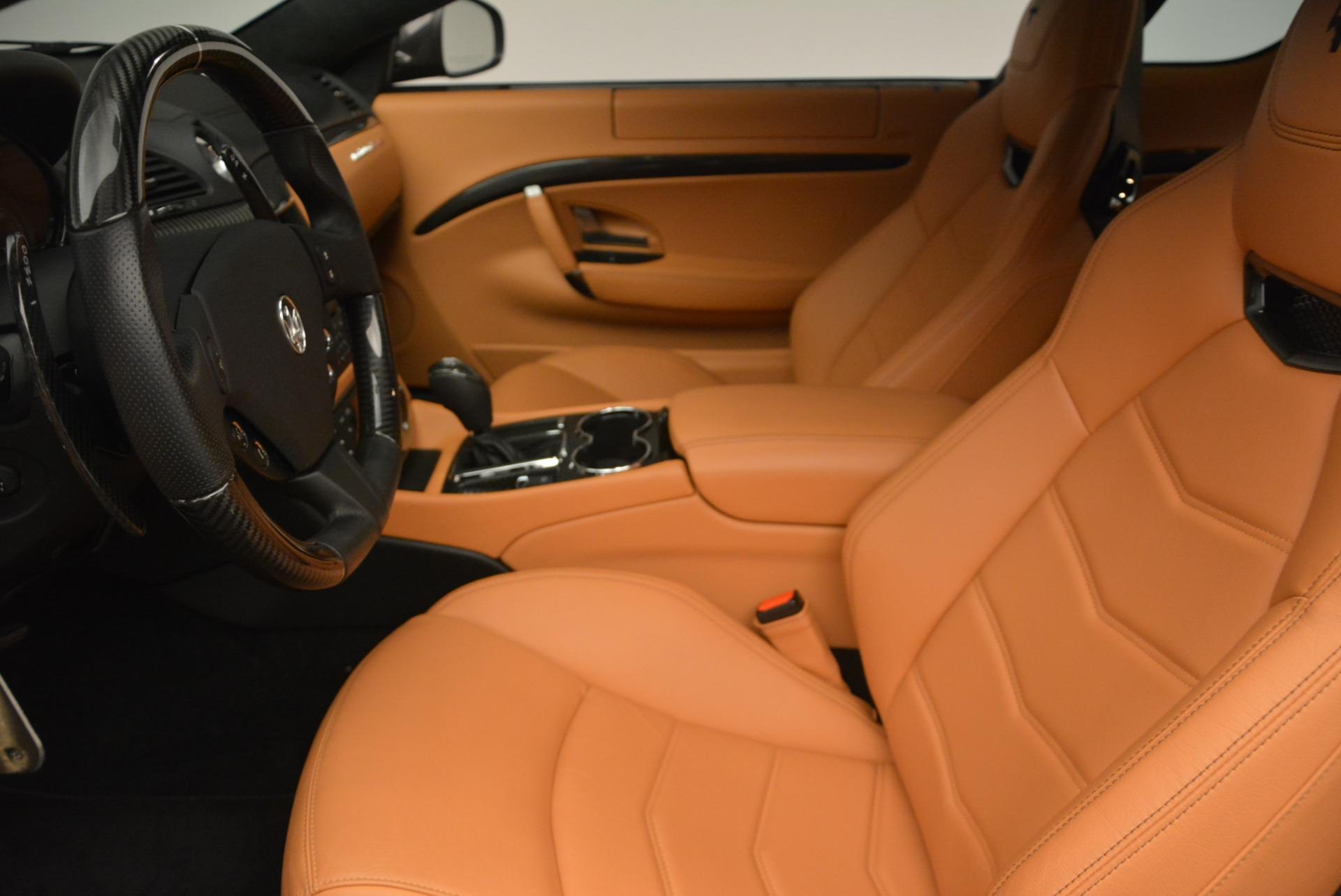Used 2013 Maserati GranTurismo MC For Sale In Greenwich, CT. Alfa Romeo of Greenwich, 7127 773_p16