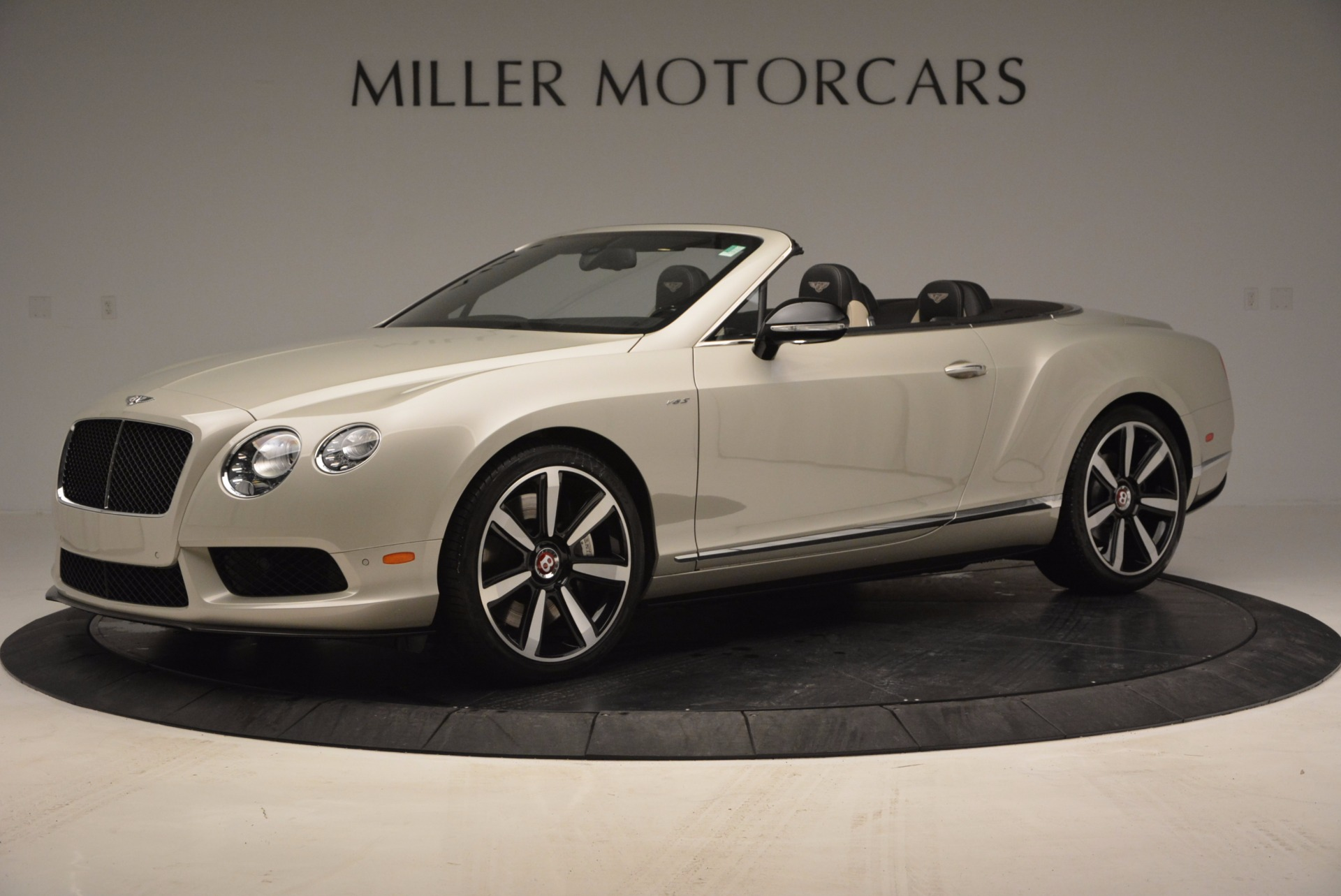 Used 2014 Bentley Continental GT V8 S For Sale In Greenwich, CT. Alfa Romeo of Greenwich, 7126 774_p2