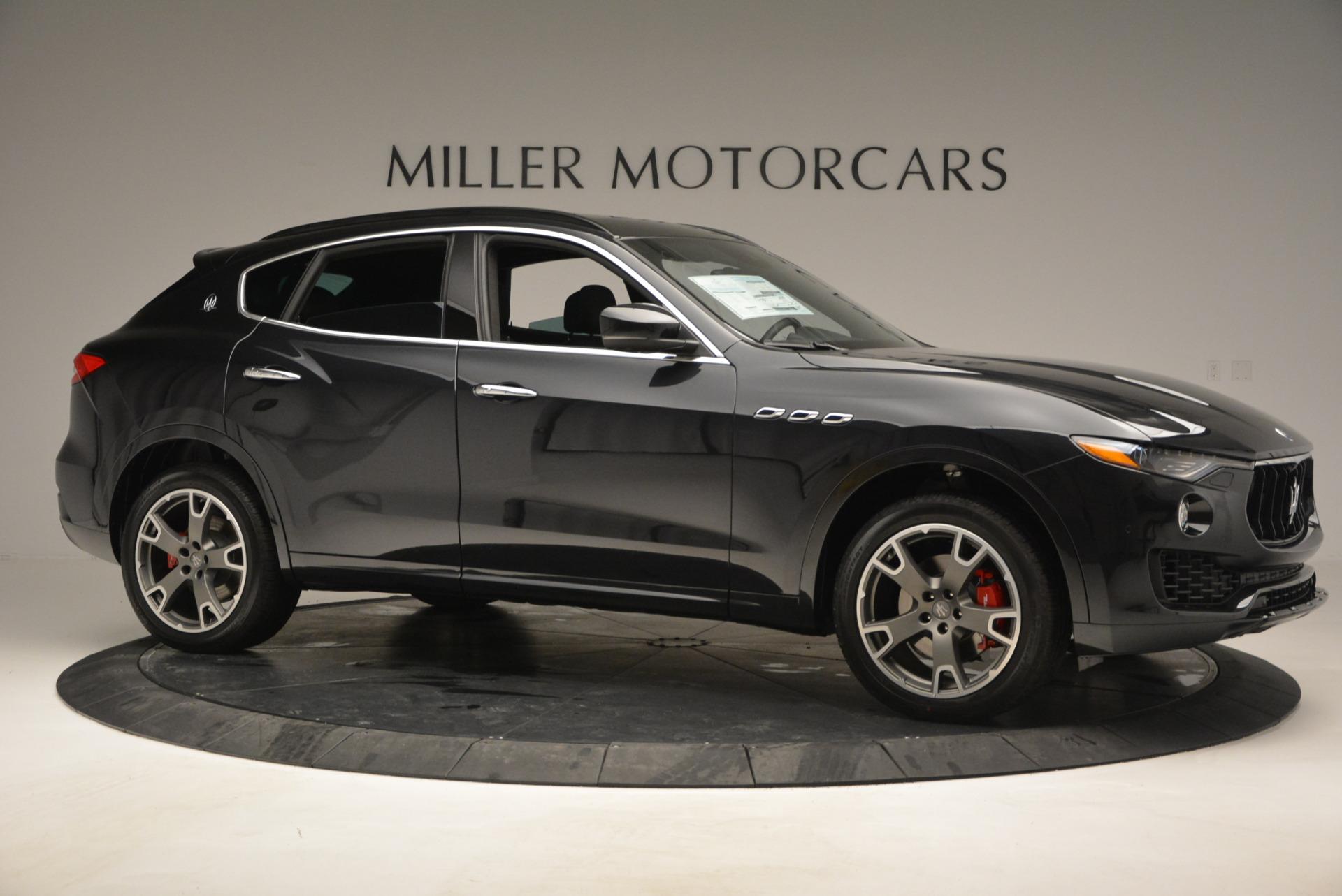 New 2017 Maserati Levante  For Sale In Greenwich, CT. Alfa Romeo of Greenwich, M1754 775_p10