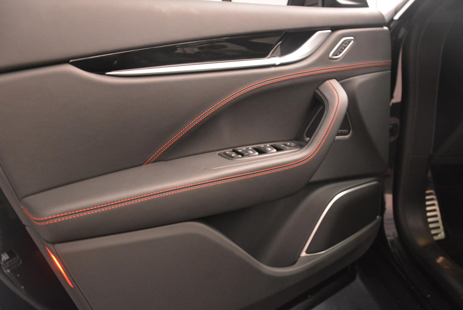 New 2017 Maserati Levante  For Sale In Greenwich, CT. Alfa Romeo of Greenwich, M1754 775_p13