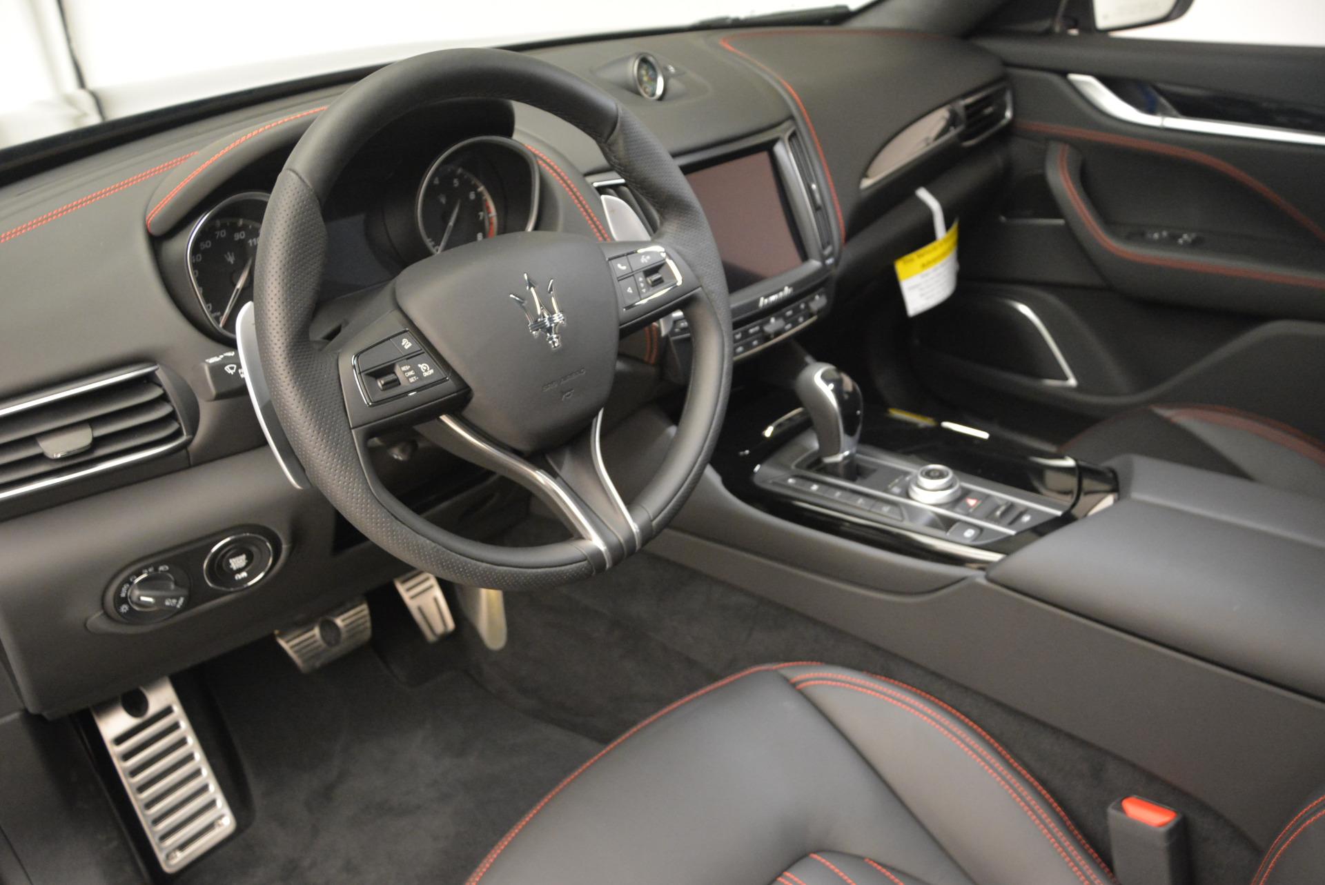 New 2017 Maserati Levante  For Sale In Greenwich, CT. Alfa Romeo of Greenwich, M1754 775_p16