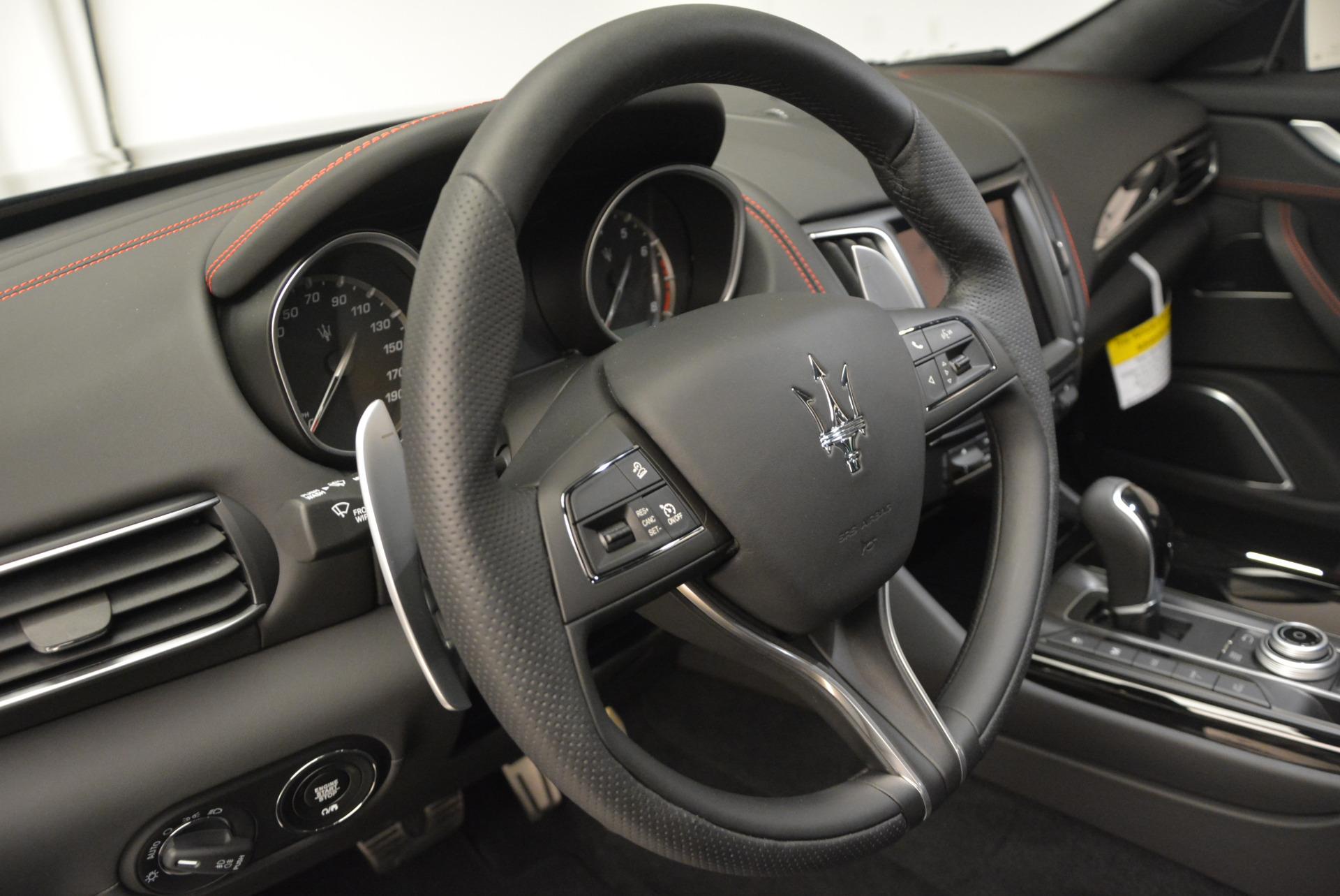 New 2017 Maserati Levante  For Sale In Greenwich, CT. Alfa Romeo of Greenwich, M1754 775_p17