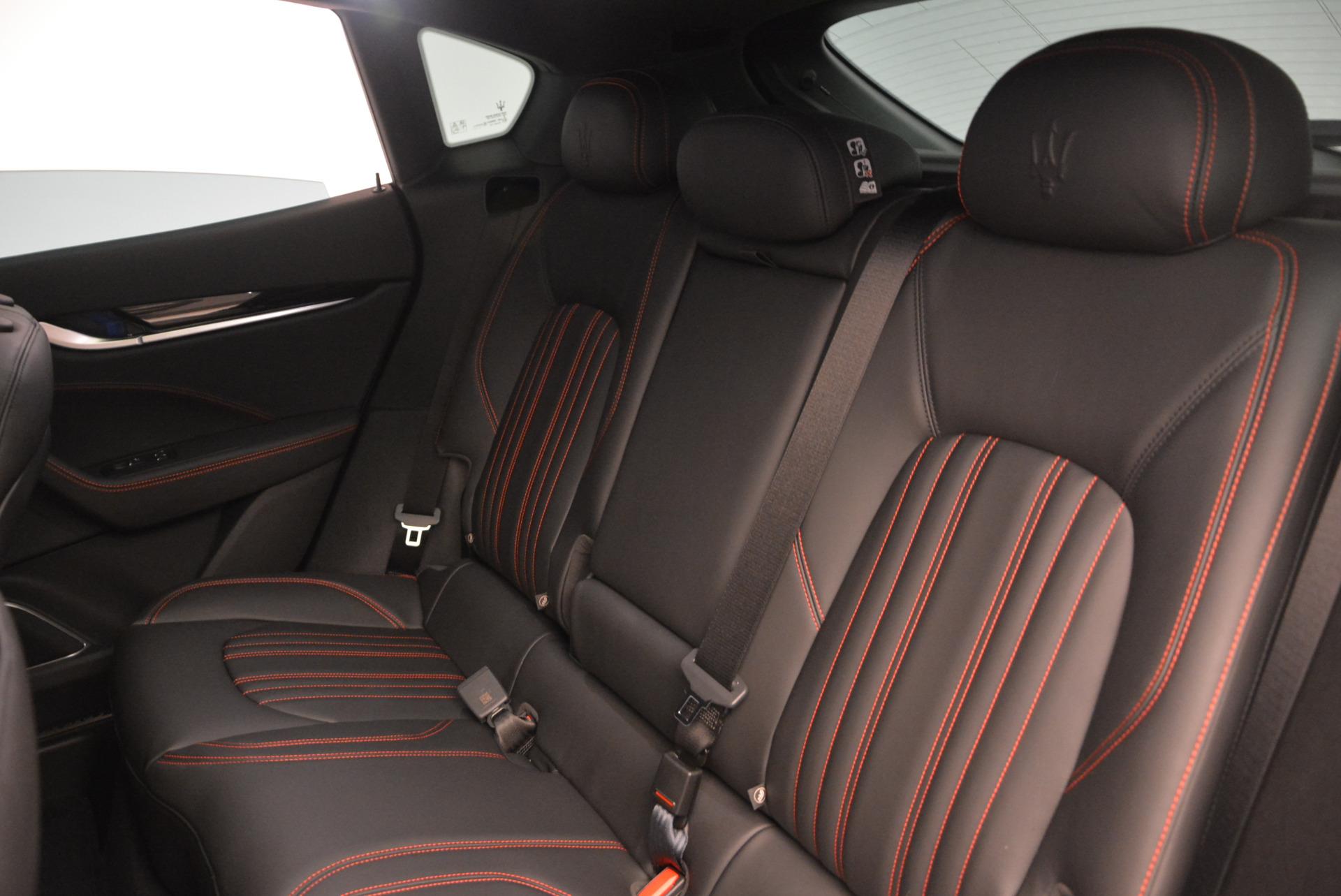 New 2017 Maserati Levante  For Sale In Greenwich, CT. Alfa Romeo of Greenwich, M1754 775_p19
