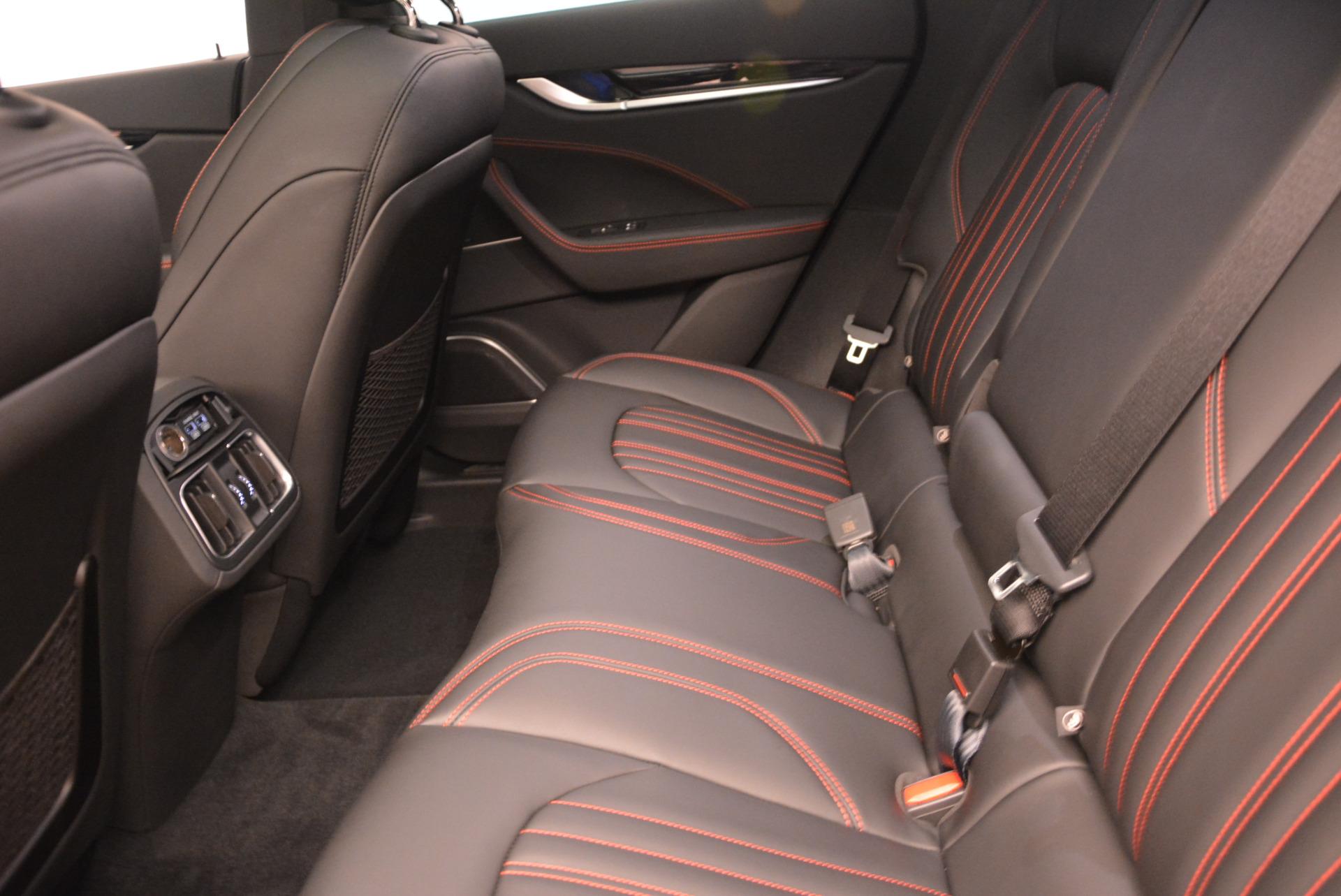 New 2017 Maserati Levante  For Sale In Greenwich, CT. Alfa Romeo of Greenwich, M1754 775_p20