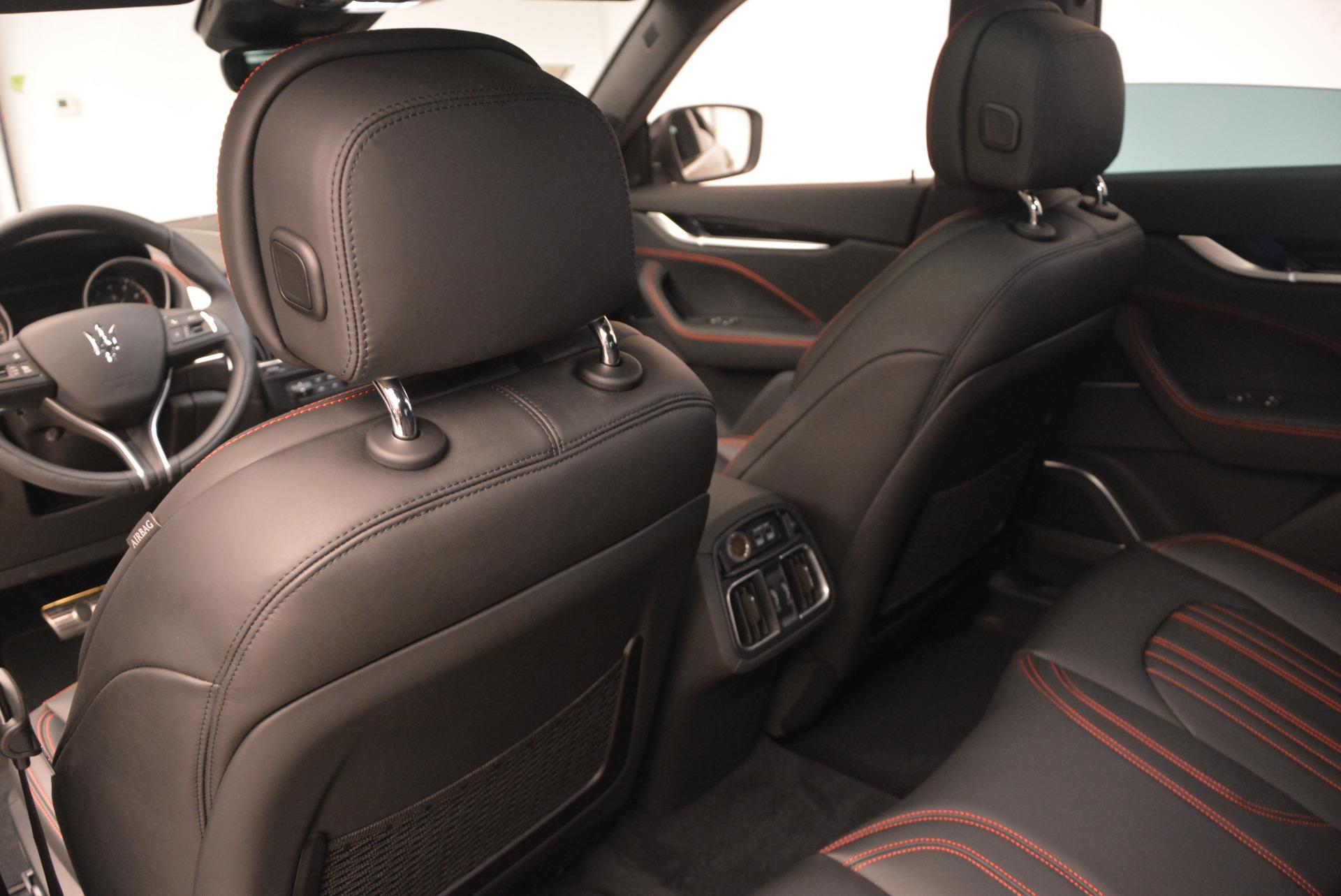 New 2017 Maserati Levante  For Sale In Greenwich, CT. Alfa Romeo of Greenwich, M1754 775_p21