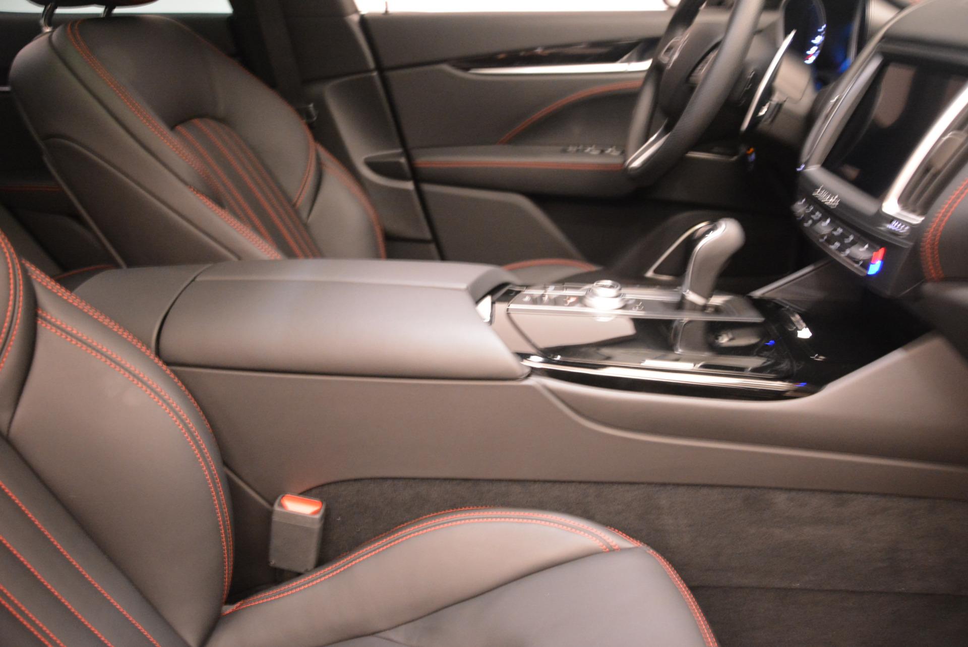 New 2017 Maserati Levante  For Sale In Greenwich, CT. Alfa Romeo of Greenwich, M1754 775_p24