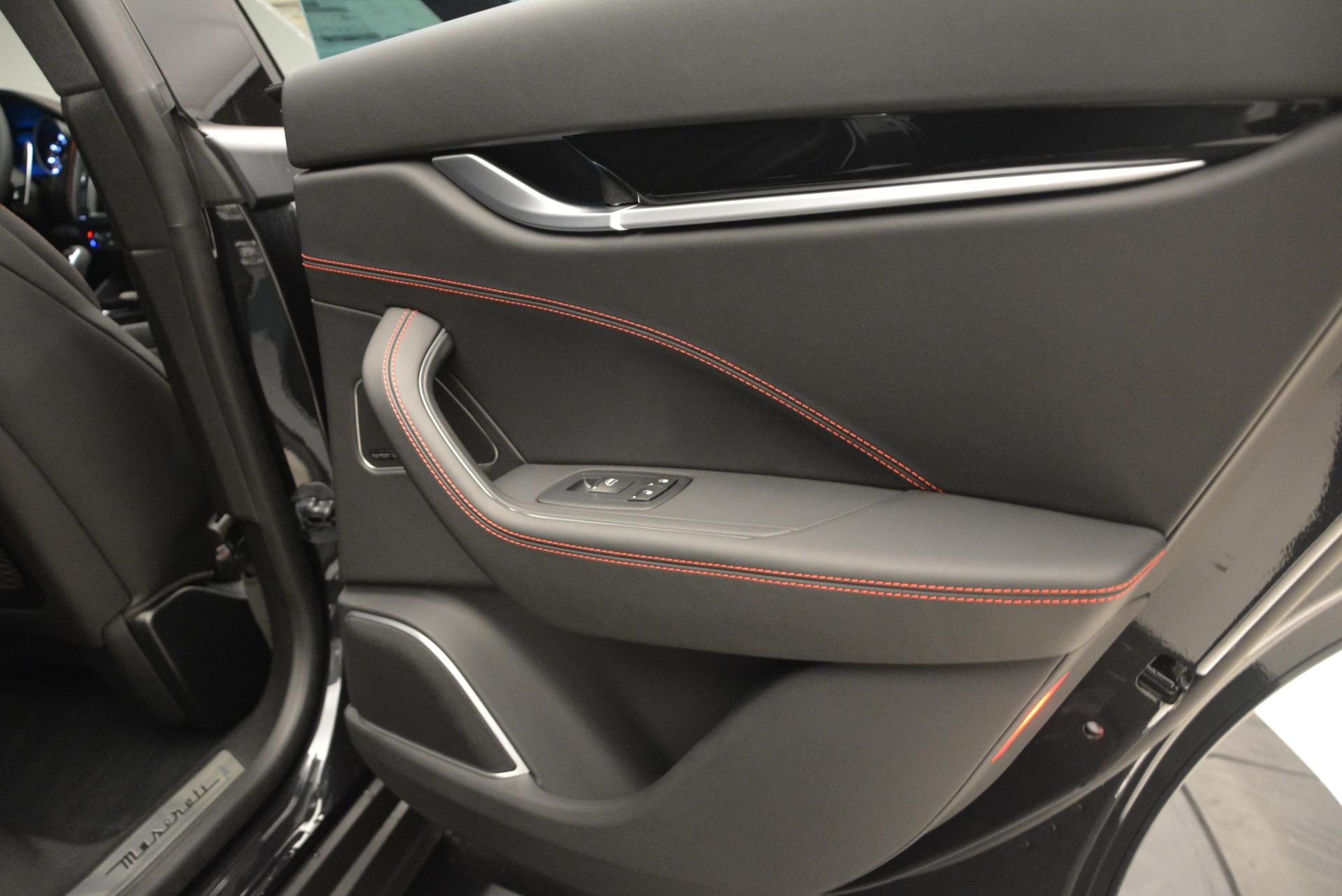 New 2017 Maserati Levante  For Sale In Greenwich, CT. Alfa Romeo of Greenwich, M1754 775_p26