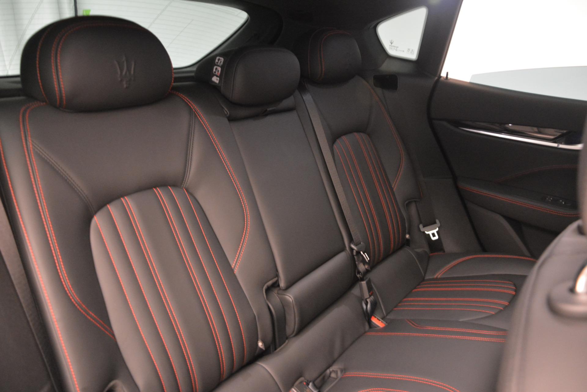 New 2017 Maserati Levante  For Sale In Greenwich, CT. Alfa Romeo of Greenwich, M1754 775_p27