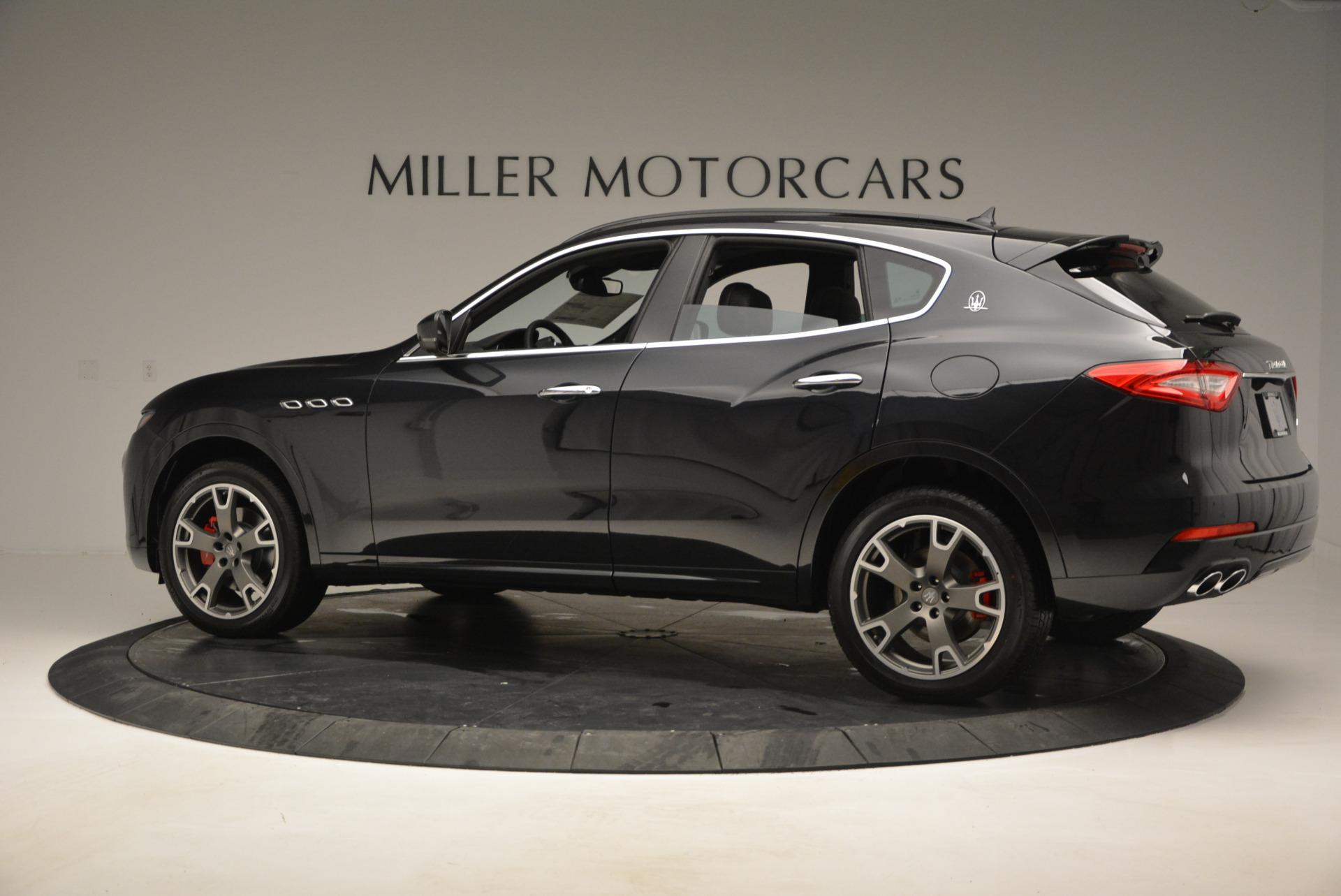 New 2017 Maserati Levante  For Sale In Greenwich, CT. Alfa Romeo of Greenwich, M1754 775_p4
