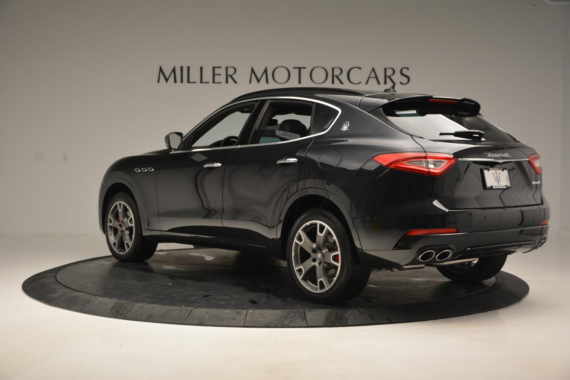 New 2017 Maserati Levante  For Sale In Greenwich, CT. Alfa Romeo of Greenwich, M1754 775_p5