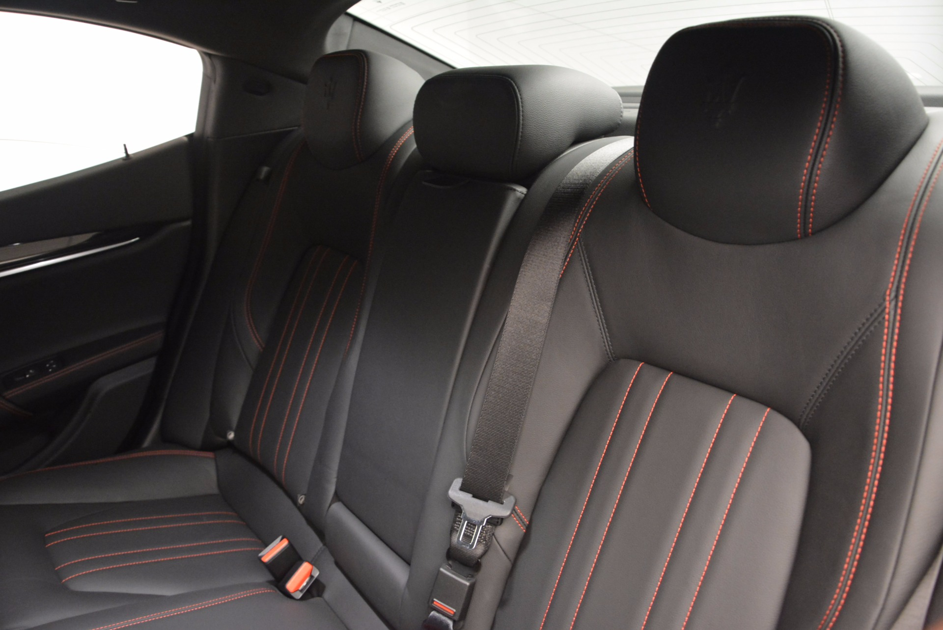 Used 2017 Maserati Ghibli S Q4 EX-Loaner For Sale In Greenwich, CT. Alfa Romeo of Greenwich, M1755 776_p19