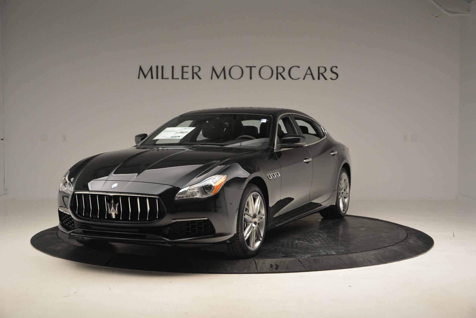 New 2017 Maserati Quattroporte S Q4 GranLusso For Sale In Greenwich, CT. Alfa Romeo of Greenwich, W382 777_main