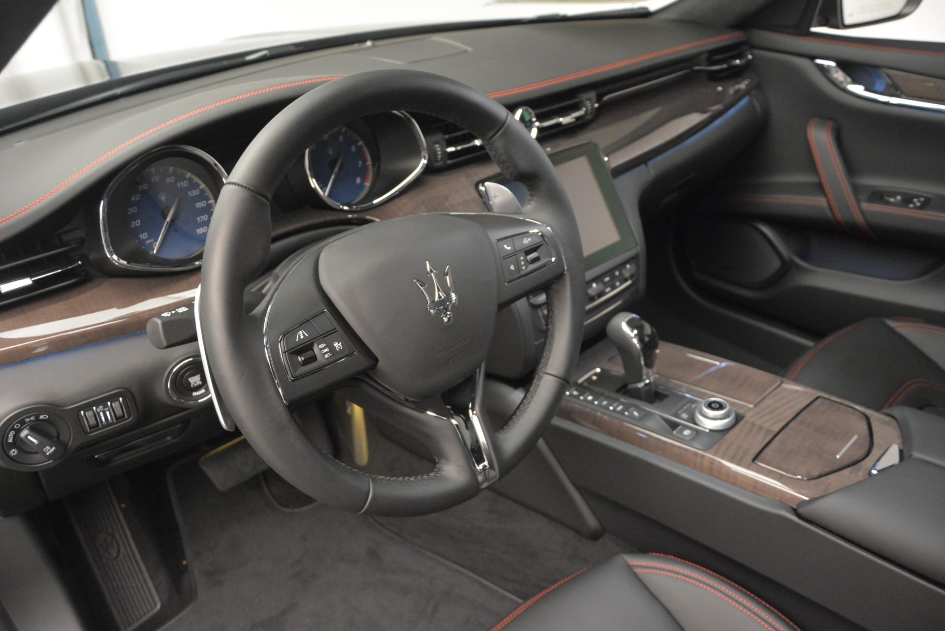 New 2017 Maserati Quattroporte S Q4 GranLusso For Sale In Greenwich, CT. Alfa Romeo of Greenwich, W382 777_p13